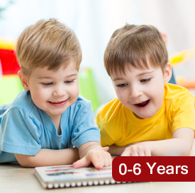 Ages 0-6 Years