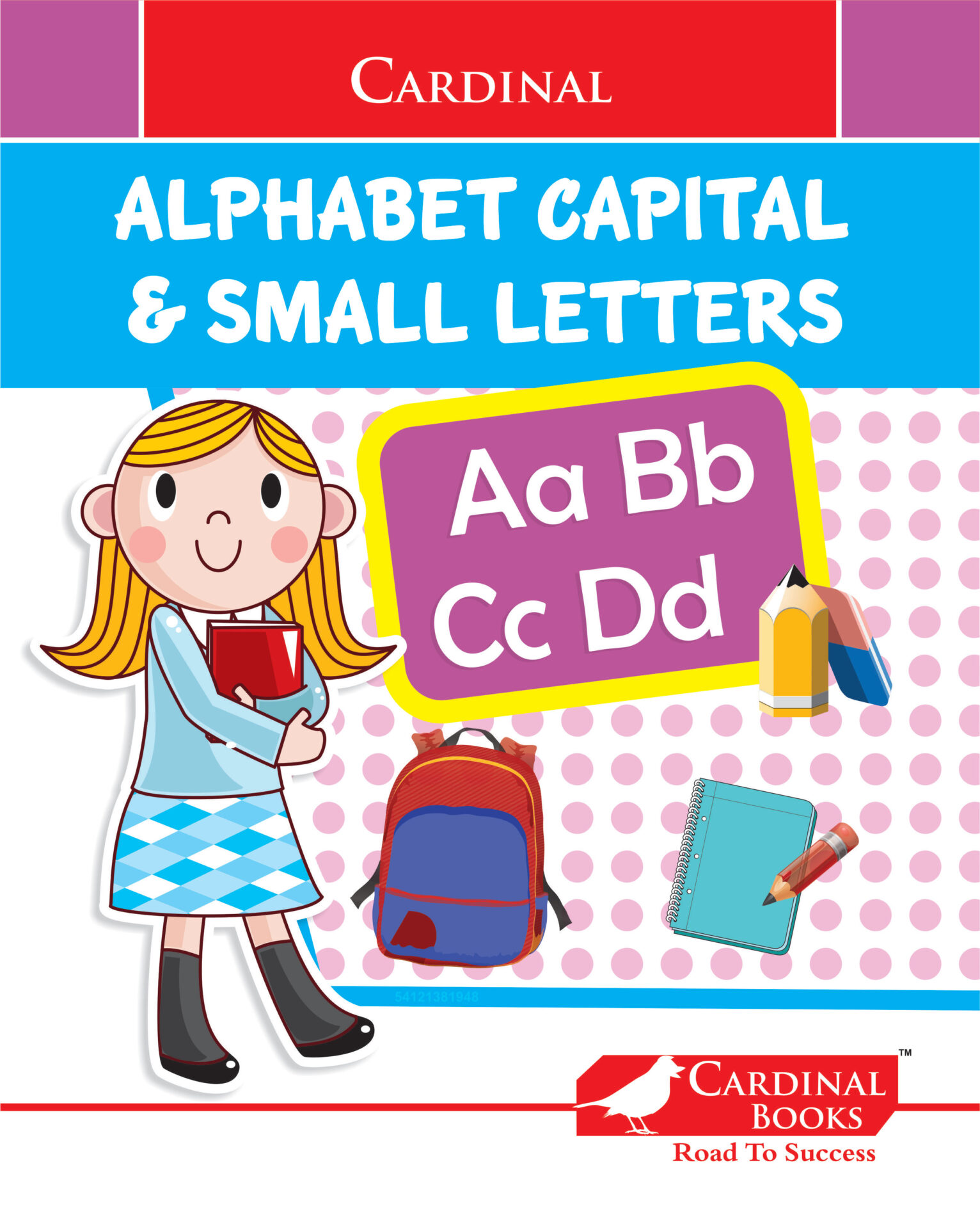 Cardinal Alphabets Capital and Small Letters 1 1
