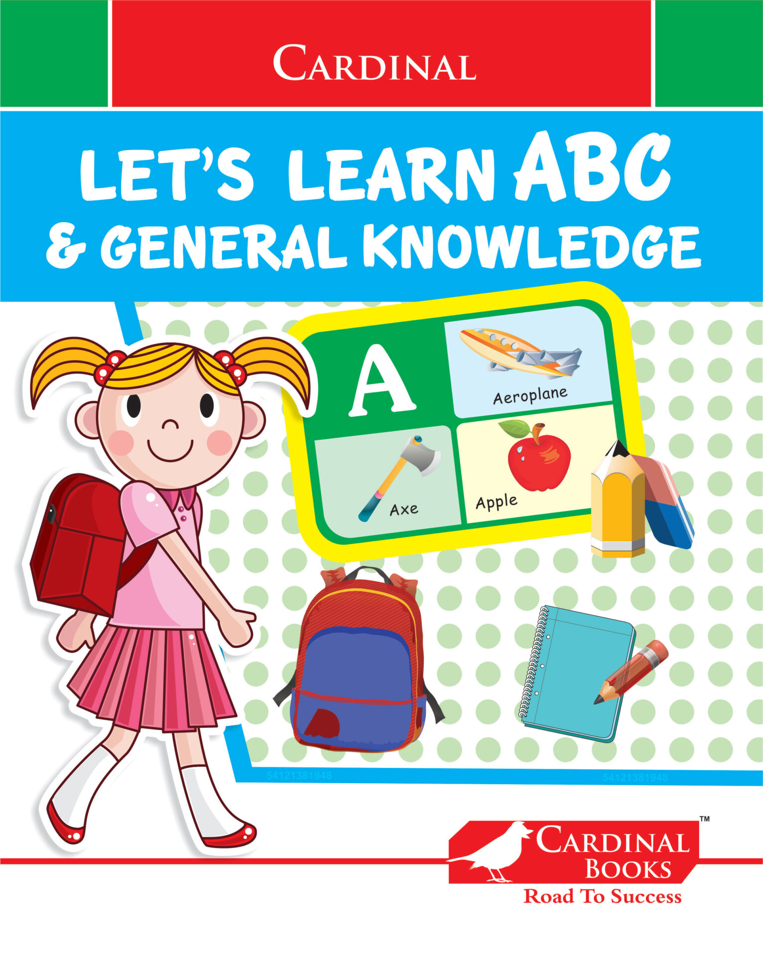 Cardinal Lets Learn ABC and General Knowledge 1 1