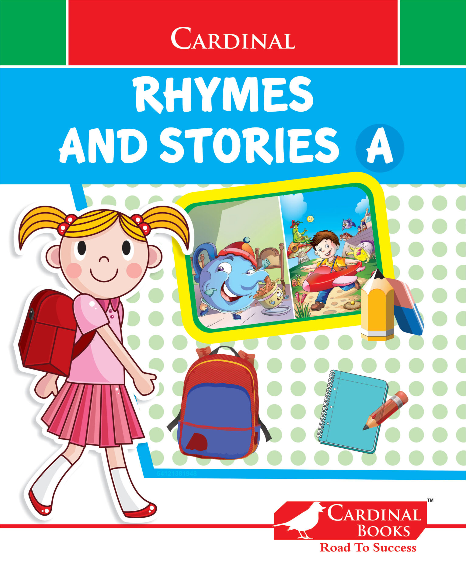 Cardinal Rhymes and Stories A 1 1
