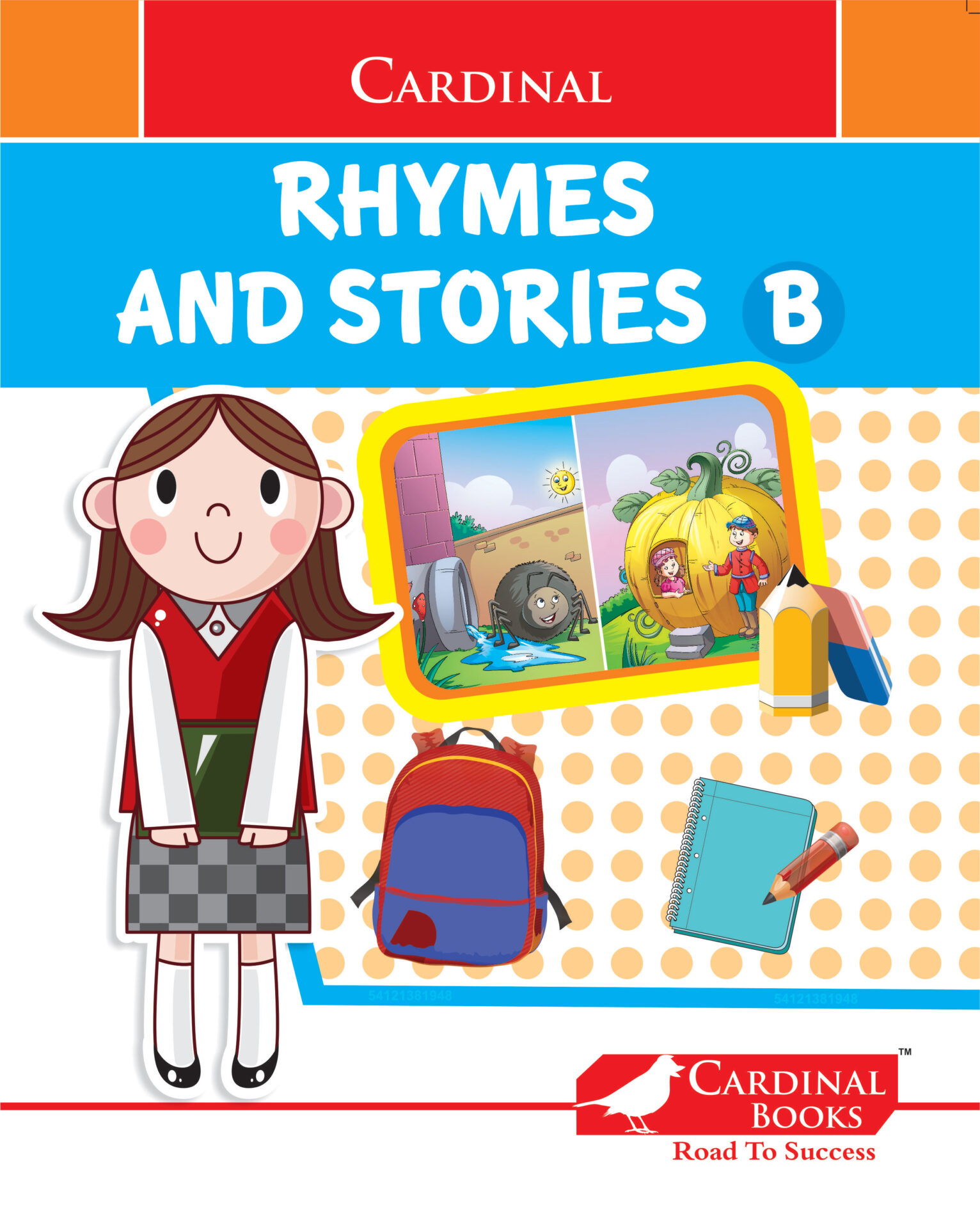 Cardinal Rhymes and Stories B 1 1