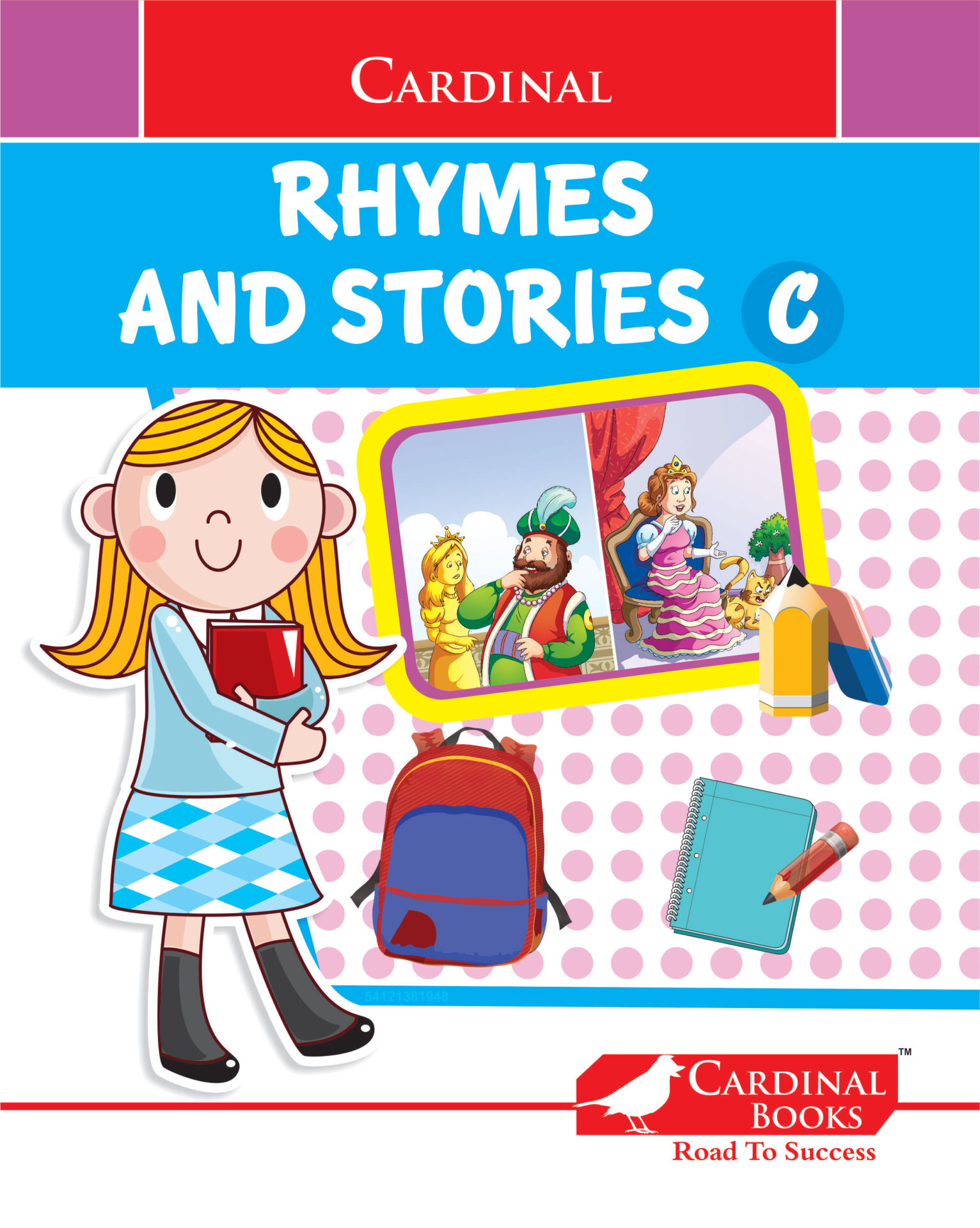 Cardinal Rhymes and Stories C 1 1