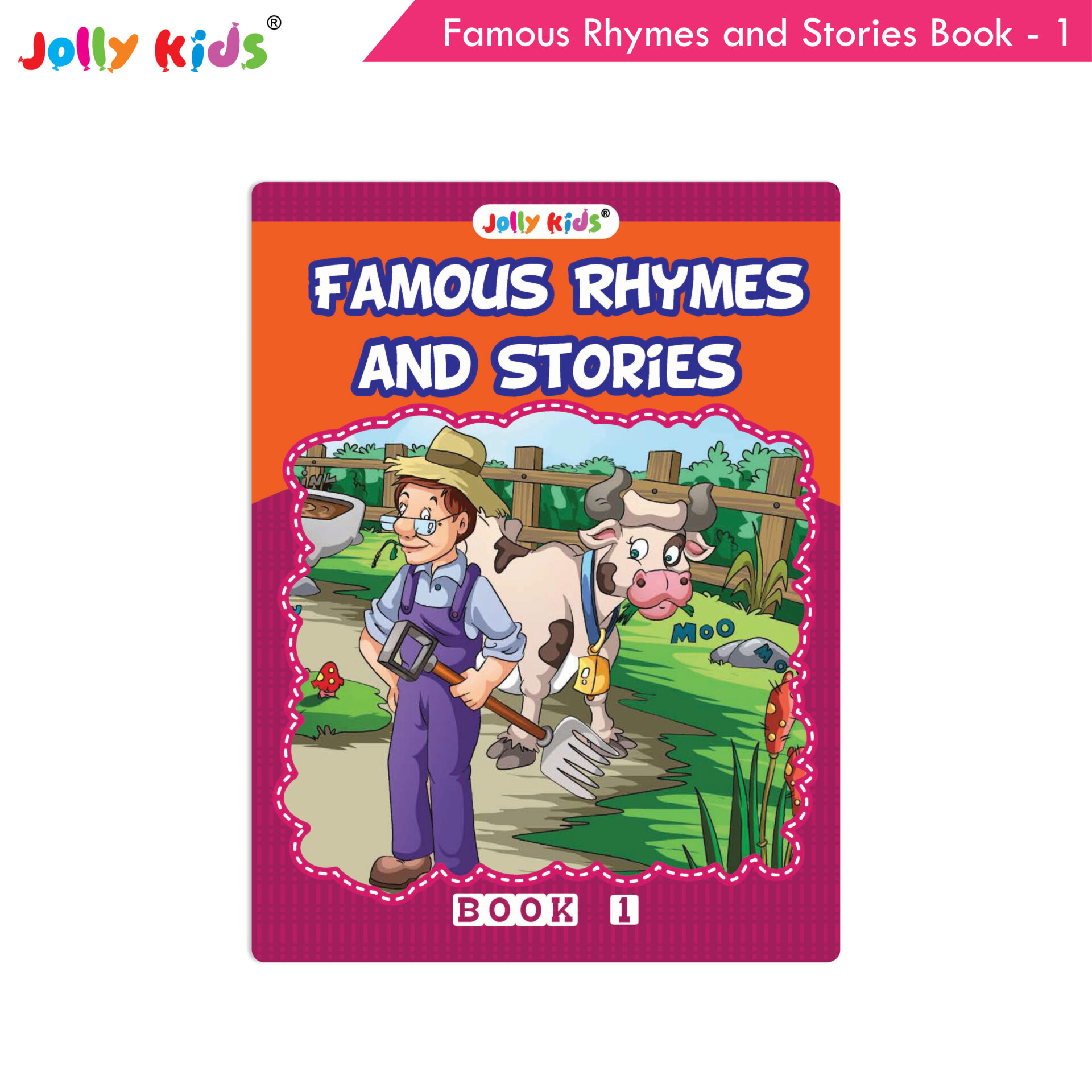 Jolly Kids Famous Rhymes and Stories 1 1
