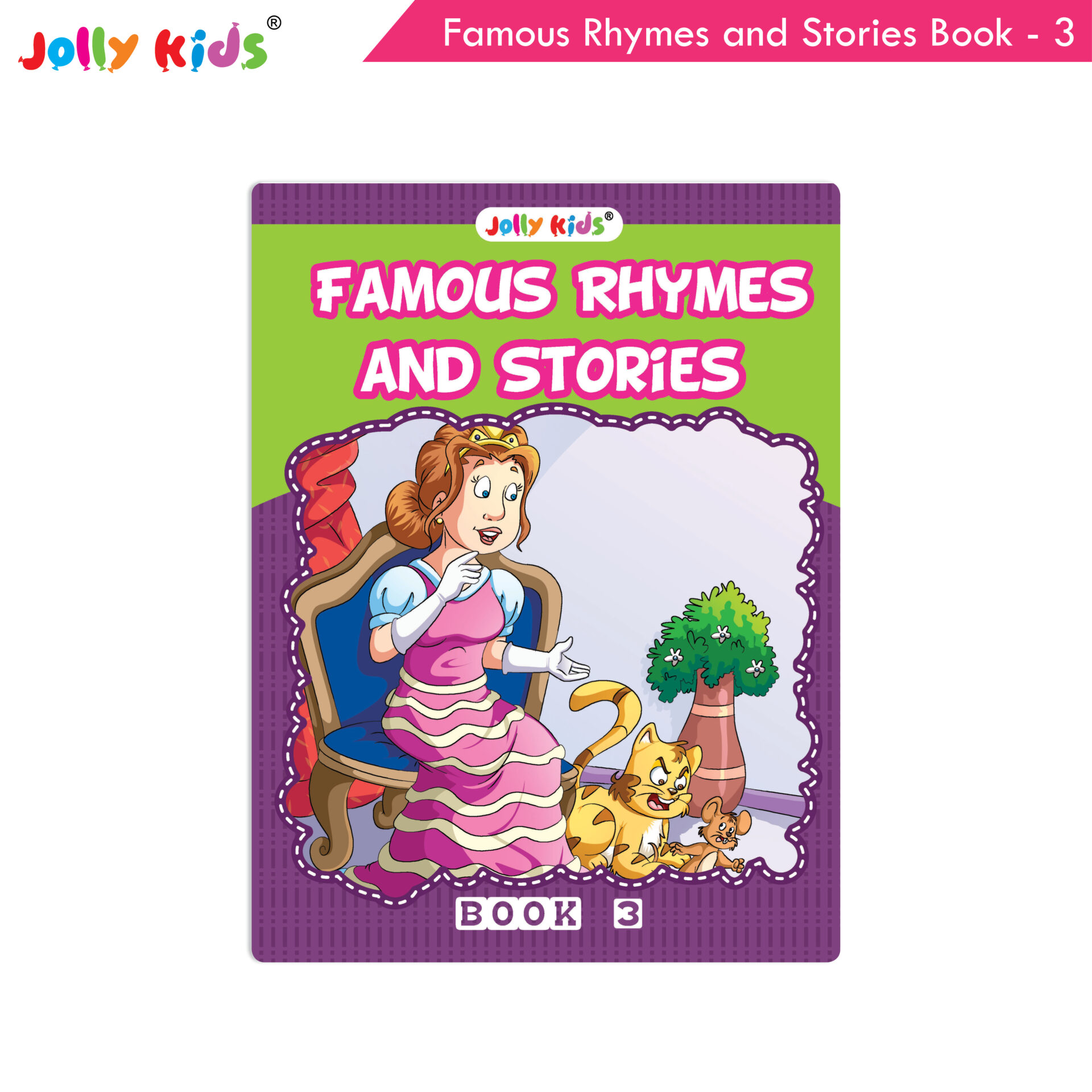 Jolly Kids Famous Rhymes and Stories 3 1