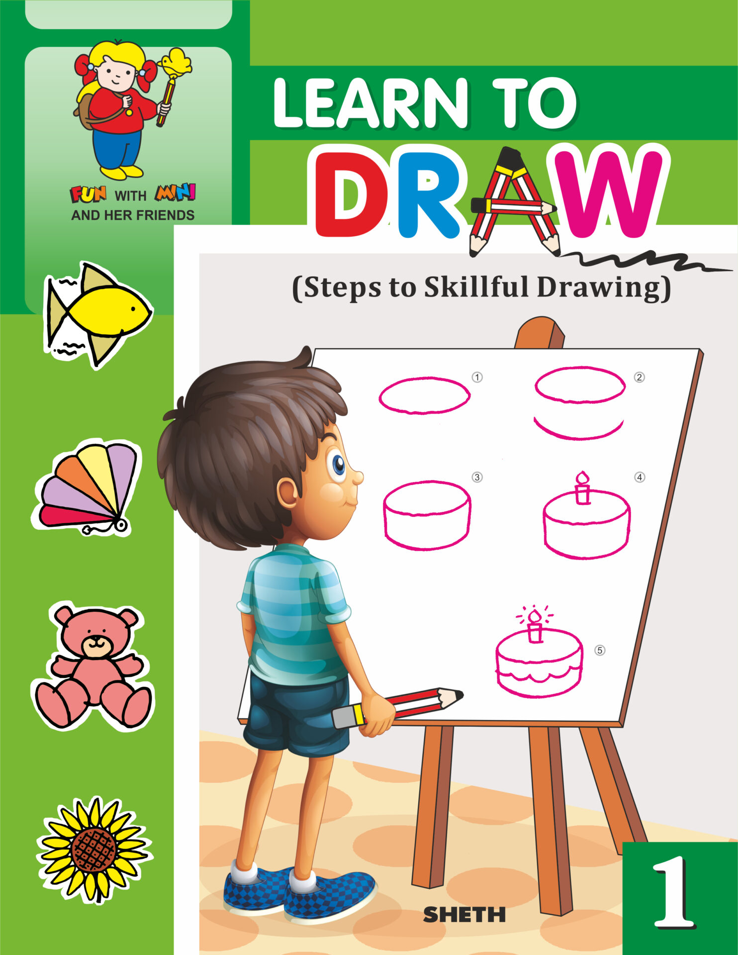 Jolly Kids Learn To Draw Book 1 1