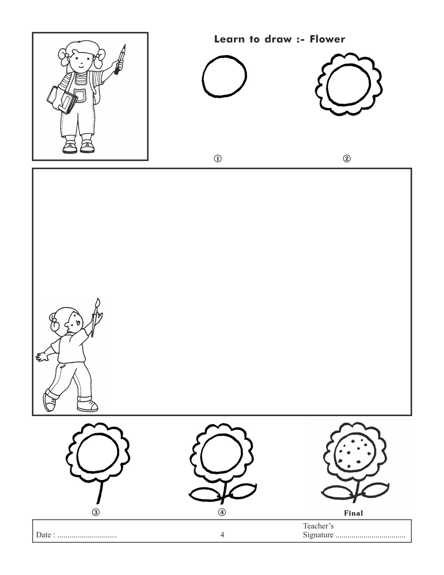 Jolly Kids Learn To Draw Book 1 2