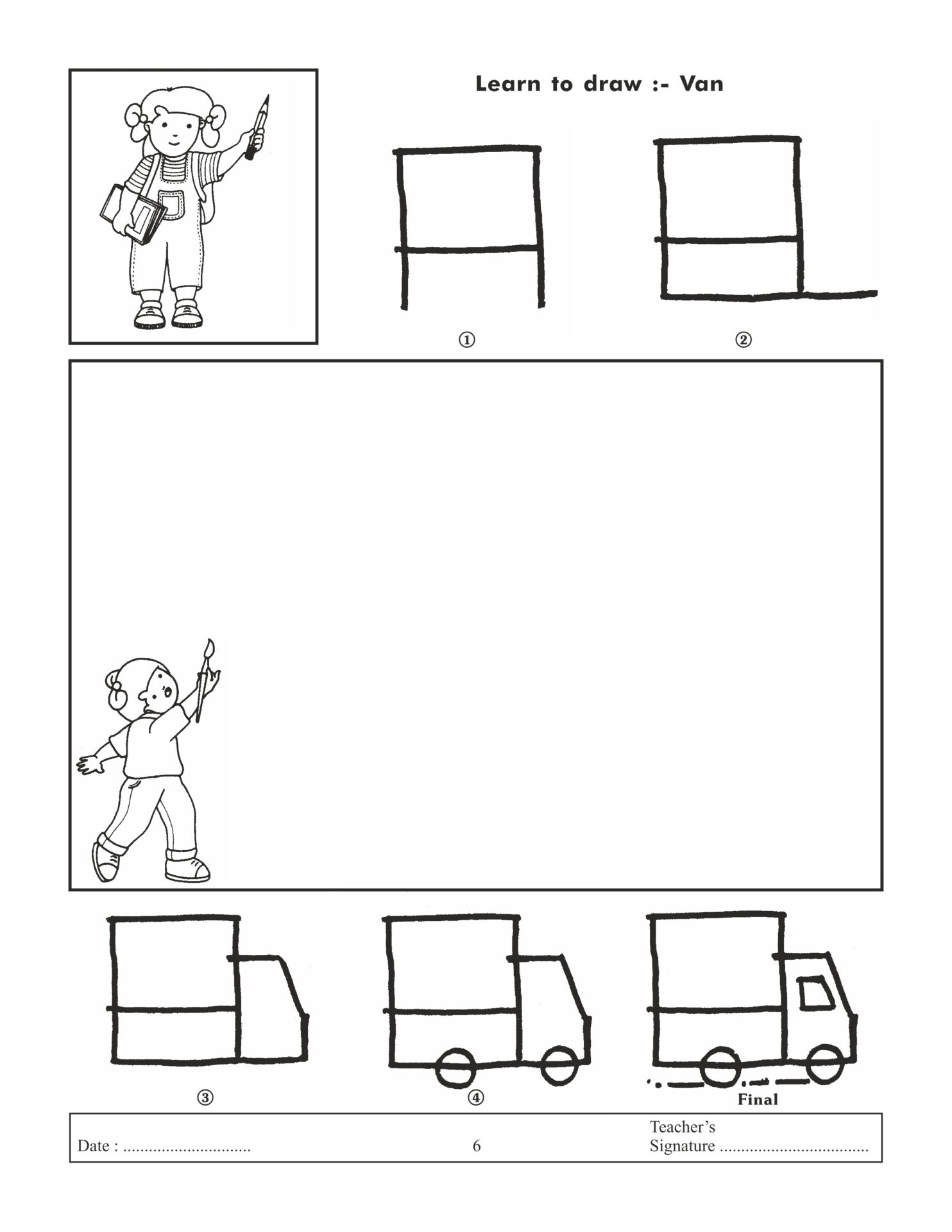 Jolly Kids Learn To Draw Book 1 3
