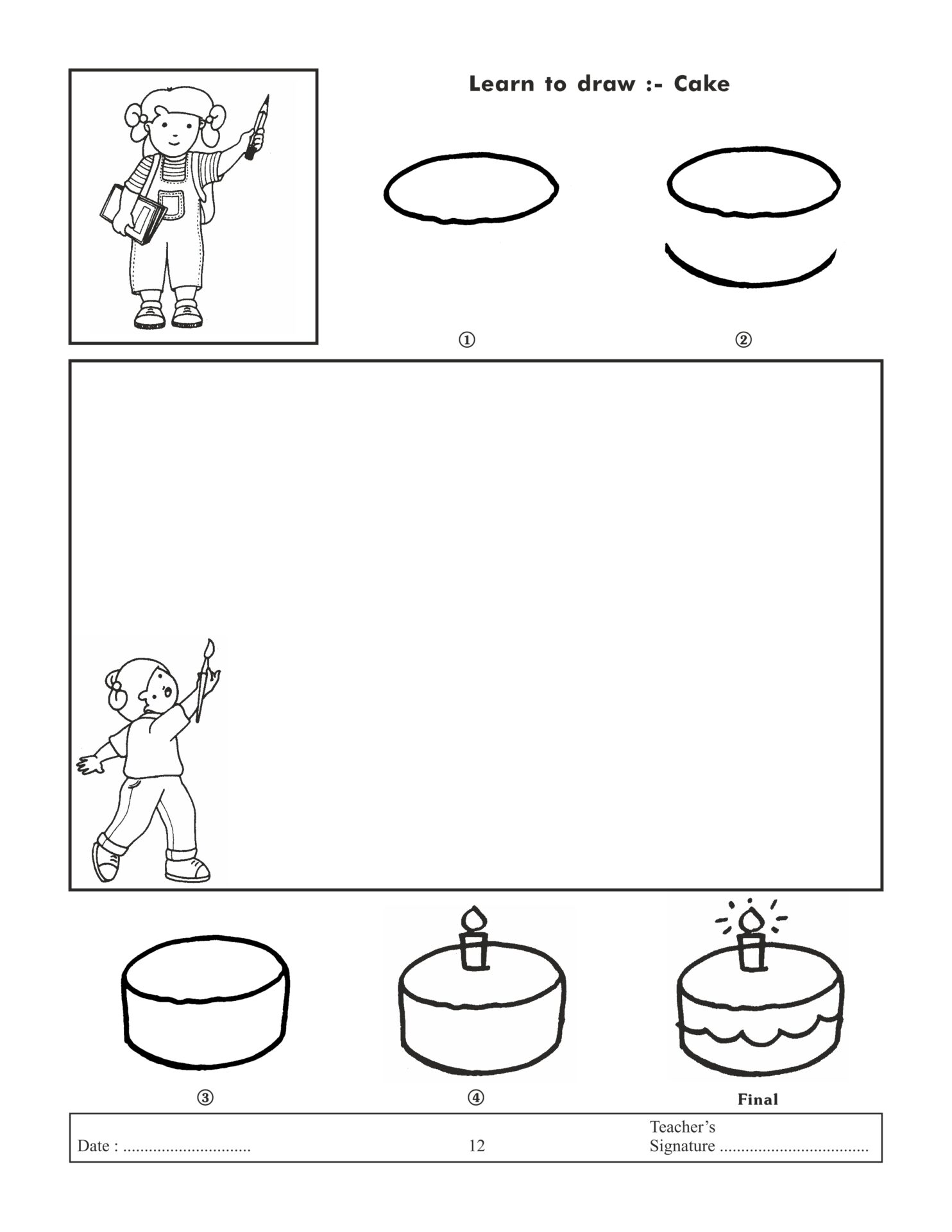 Jolly Kids Learn To Draw Book 1 5