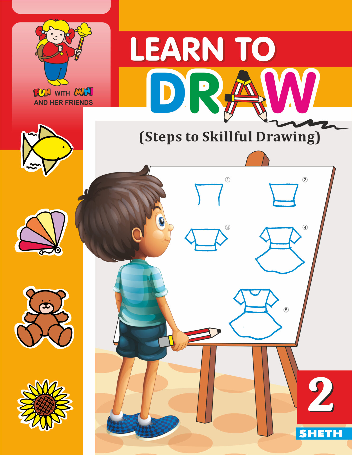 Jolly Kids Learn To Draw Book 2 1