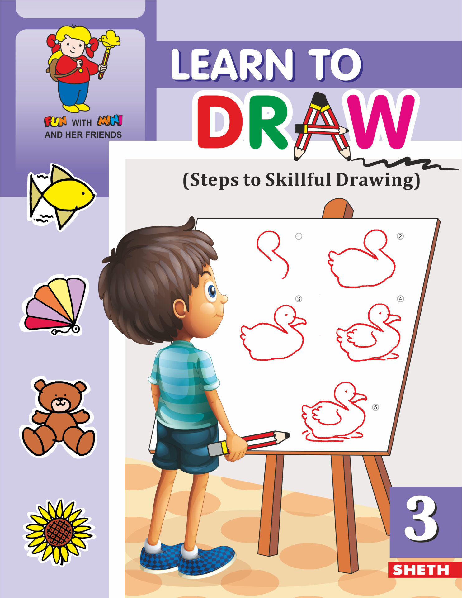 Jolly Kids Learn To Draw Book 3 1