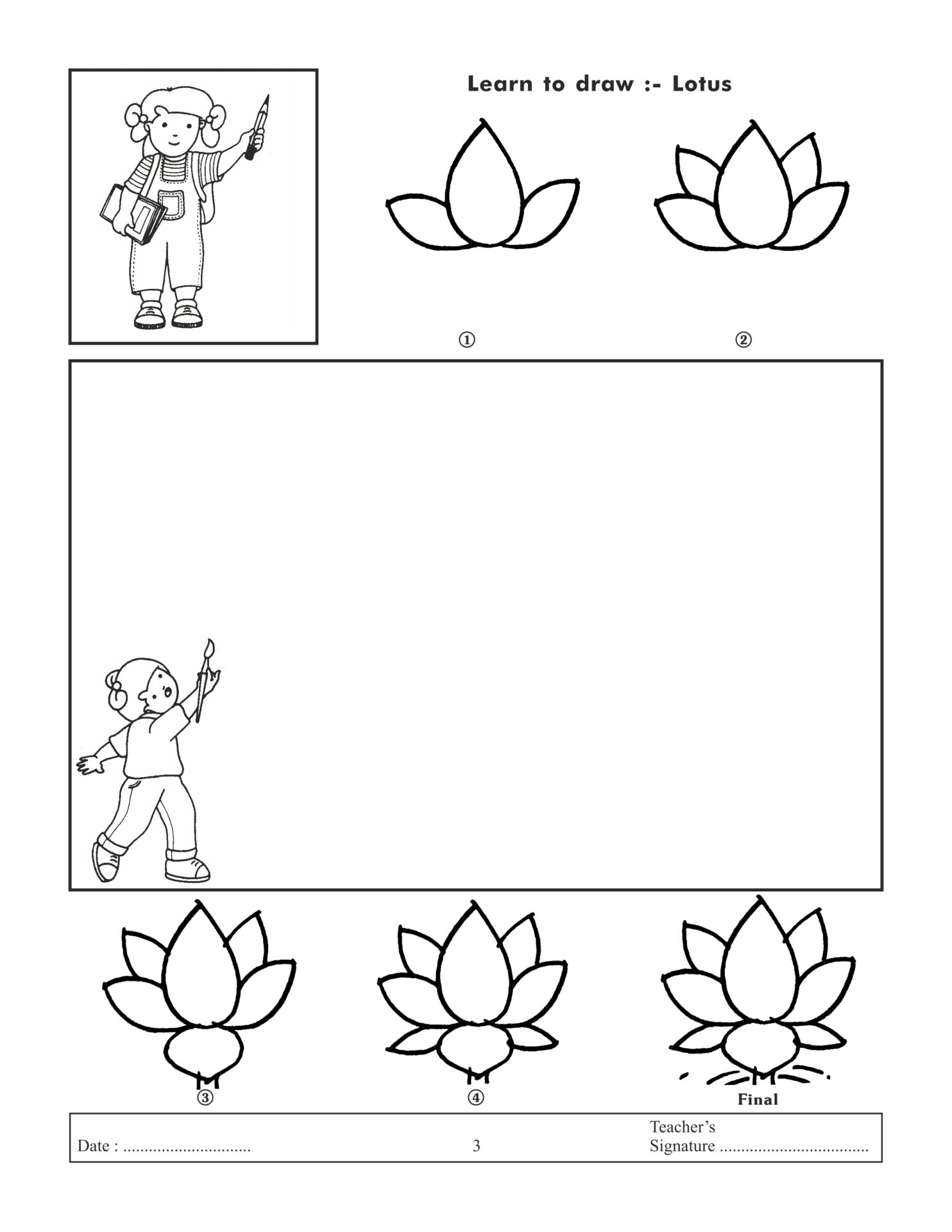 Jolly Kids Learn To Draw Book 3 2