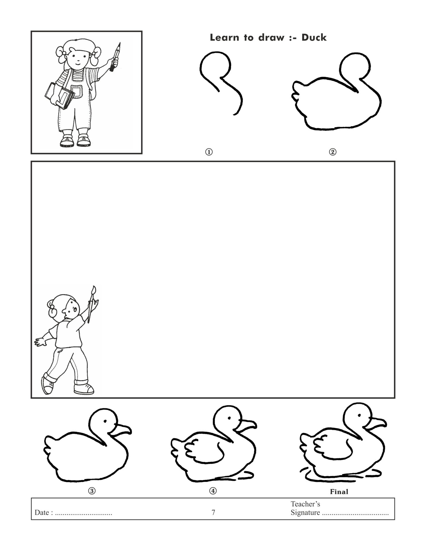 Jolly Kids Learn To Draw Book 3 3