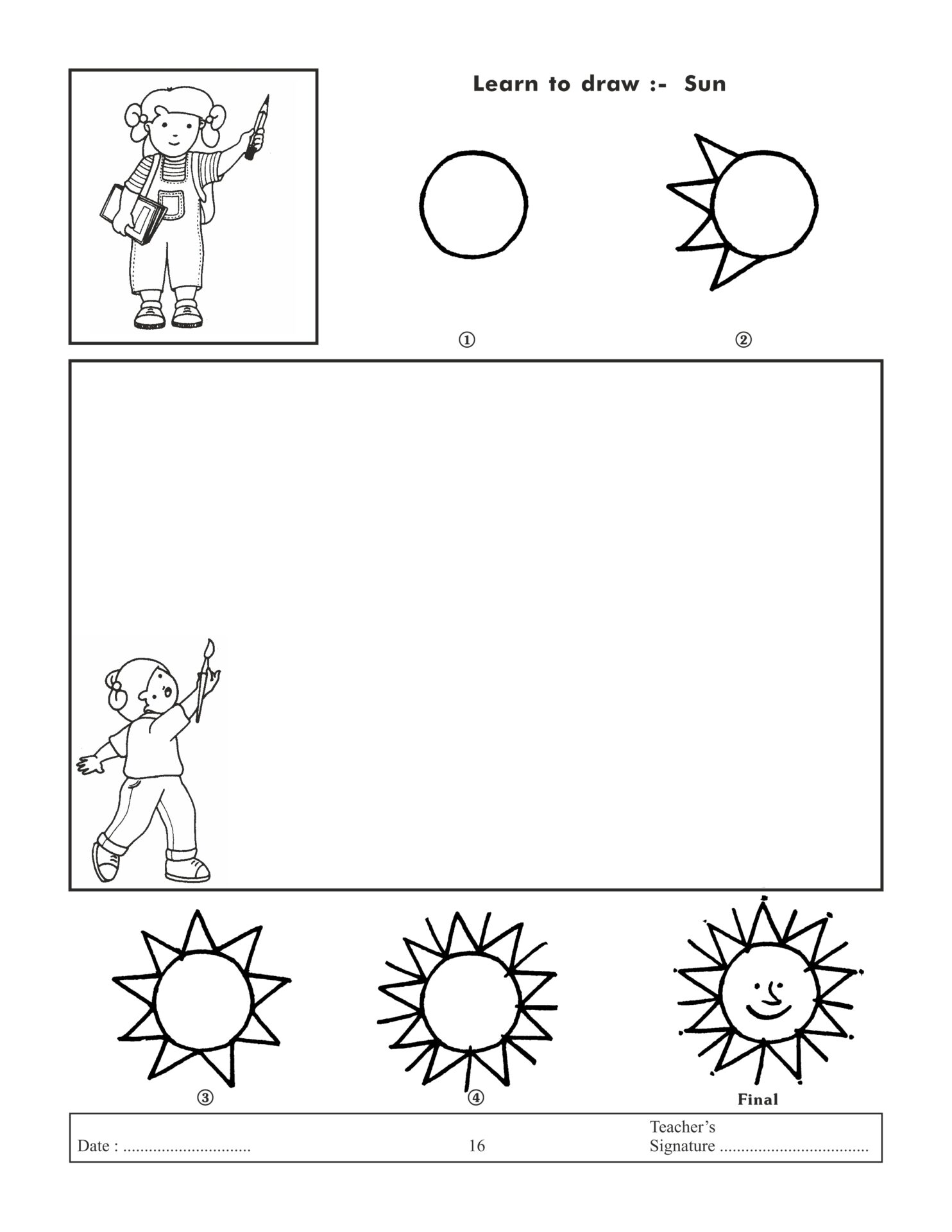 Jolly Kids Learn To Draw Book 3 6