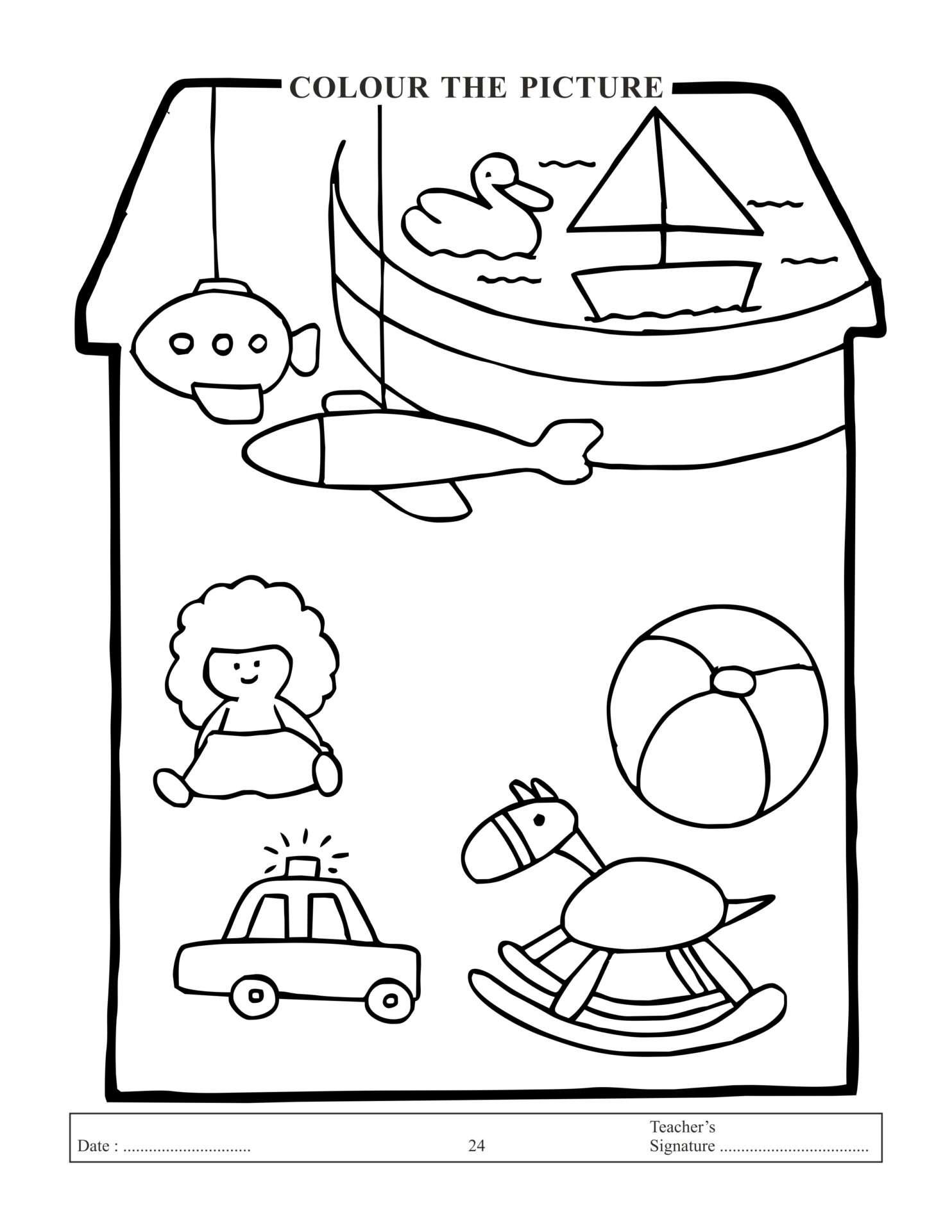 Jolly Kids Learn To Draw Book 4 10