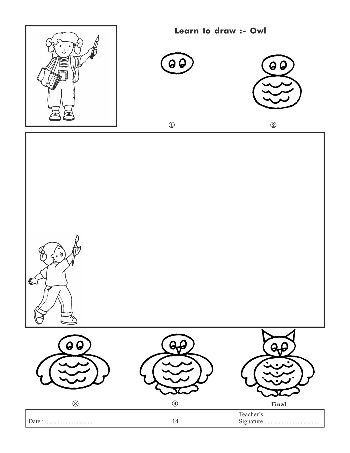Jolly Kids Learn To Draw Book 4 5