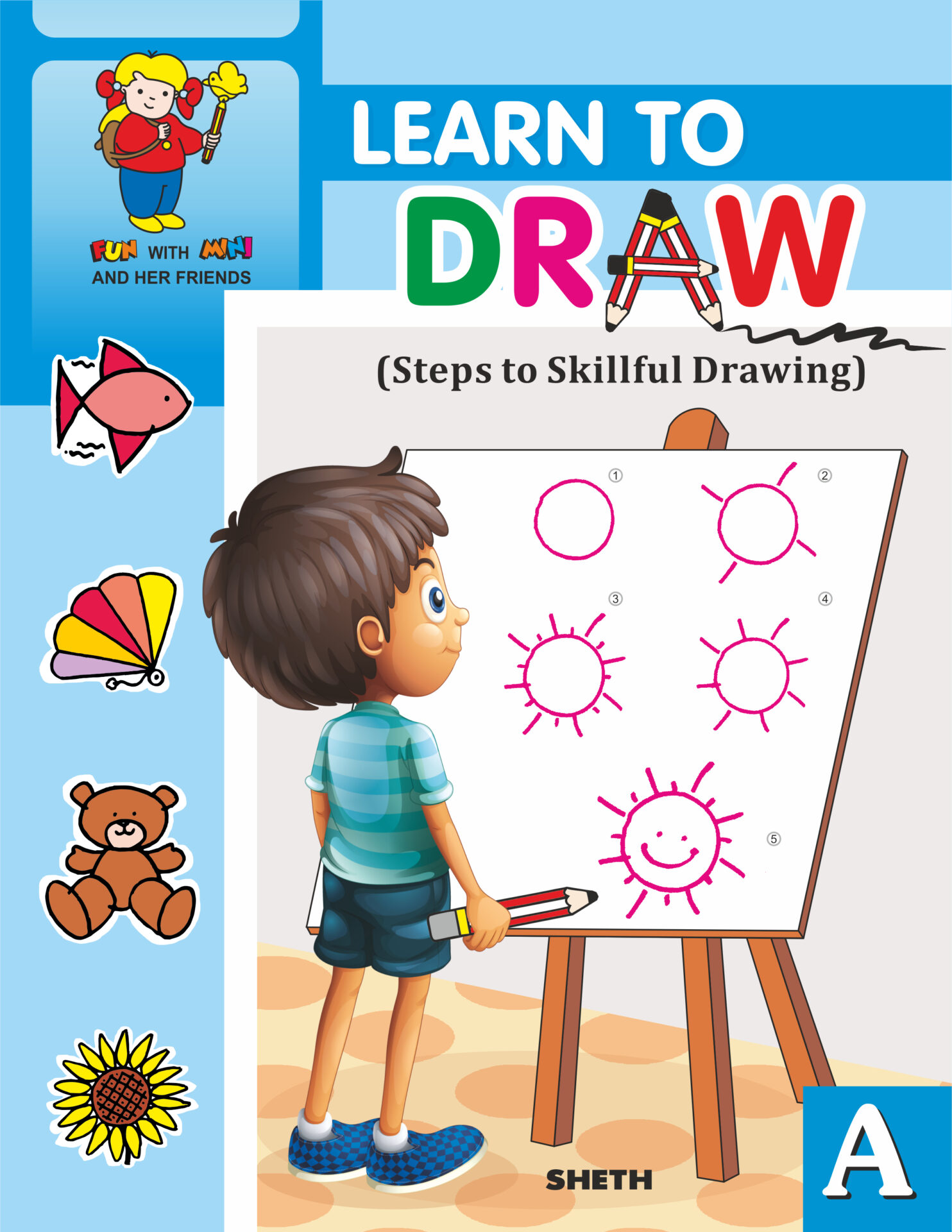 Jolly Kids Learn To Draw Book A 1