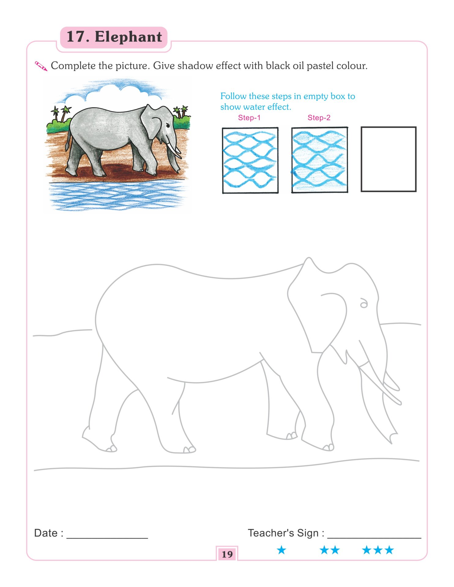 Nigam Drawing and Colouring Book 3 7