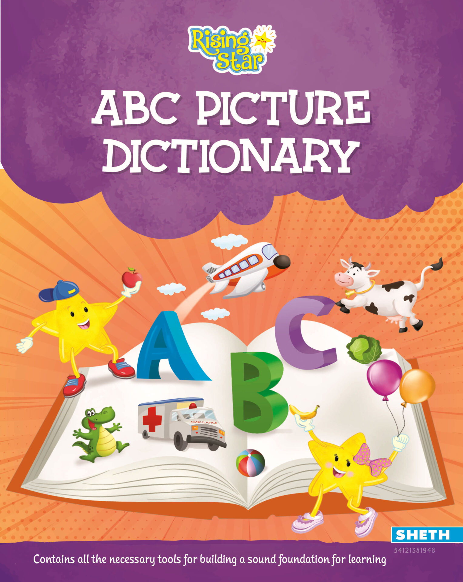 Rising Star ABC Picture Dictionary 01 1