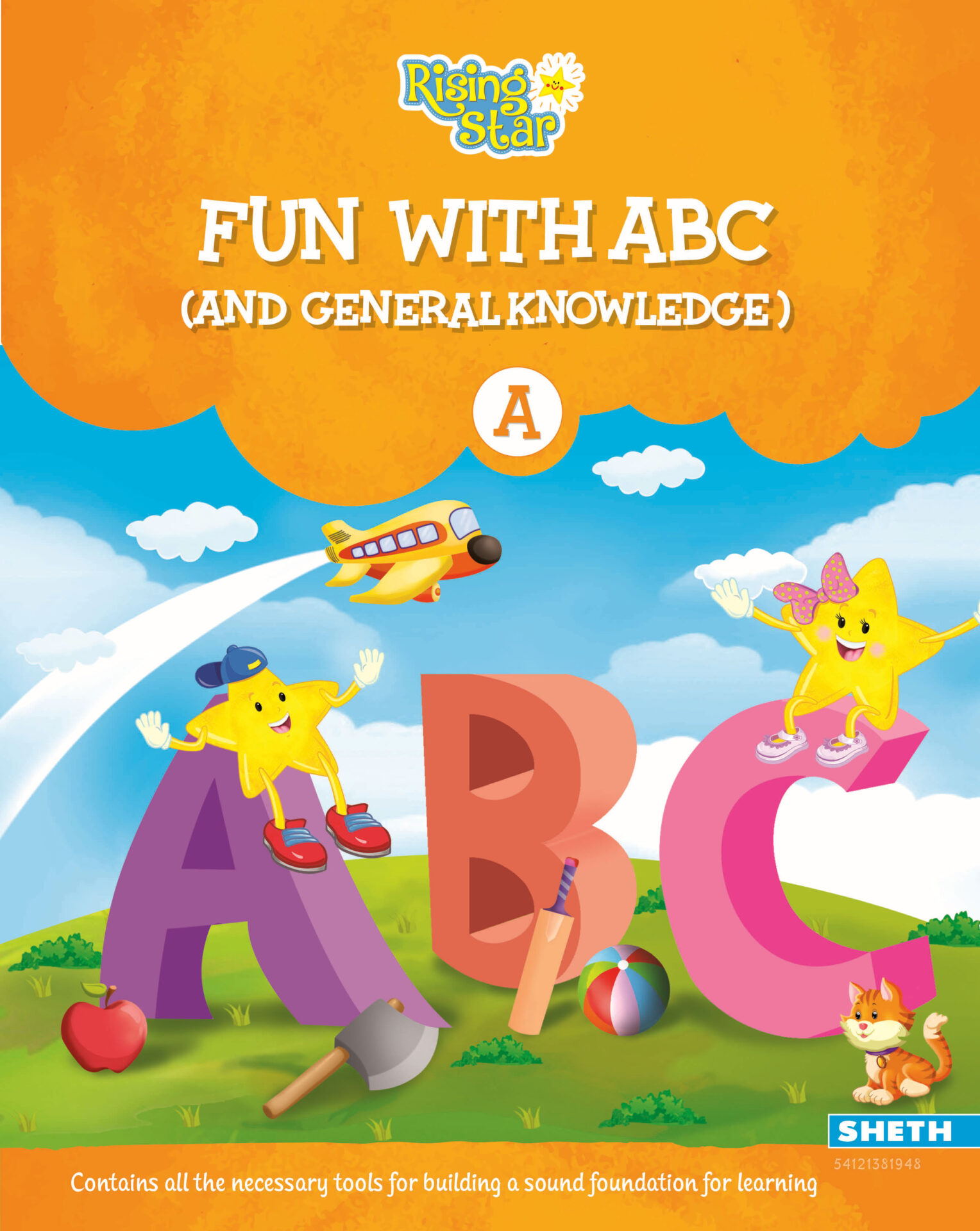 Rising Star Fun with ABC and General Knowledge A 1