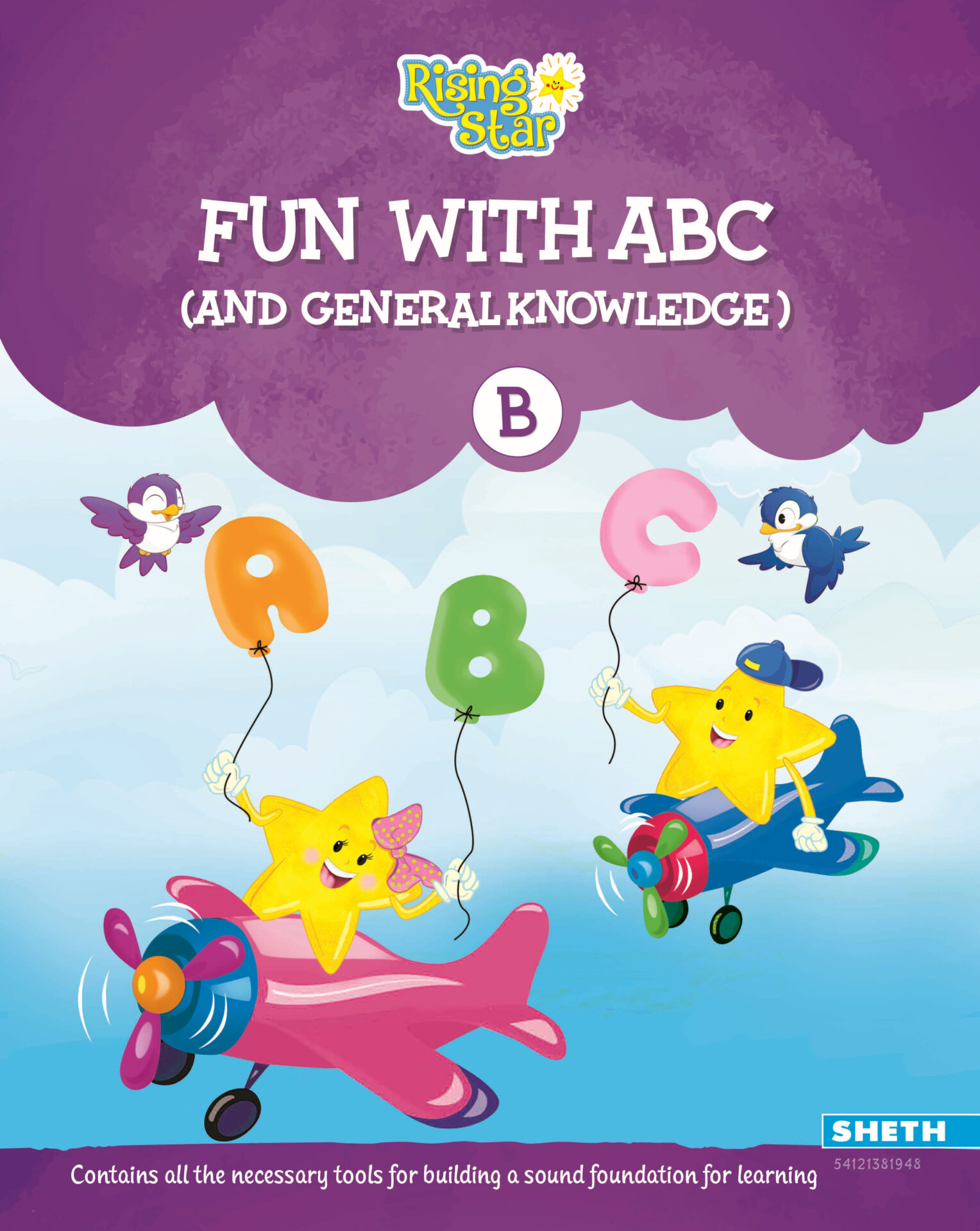 Rising Star Fun with ABC and General Knowledge B 1