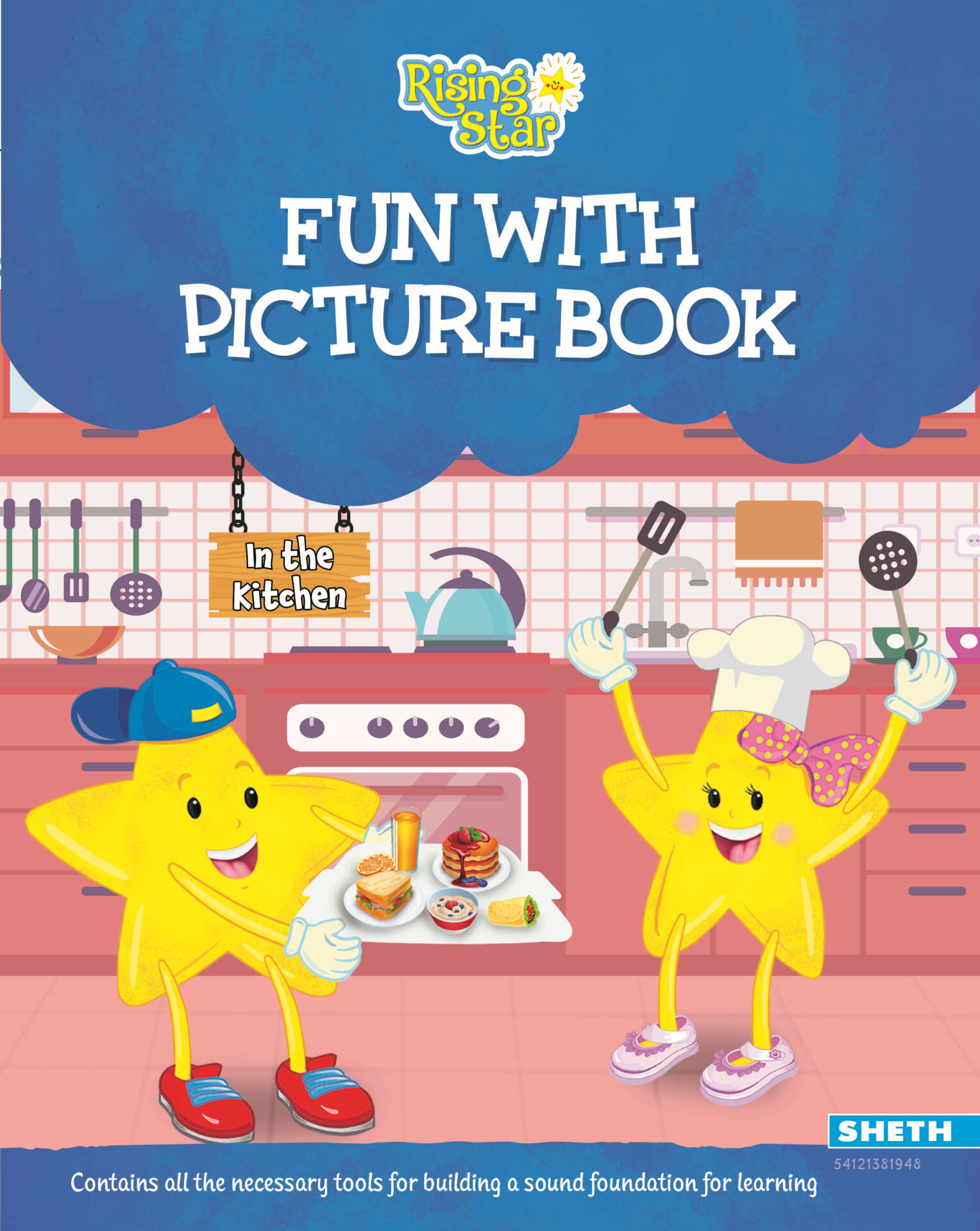 Rising Star Fun with Picture Book 1 1