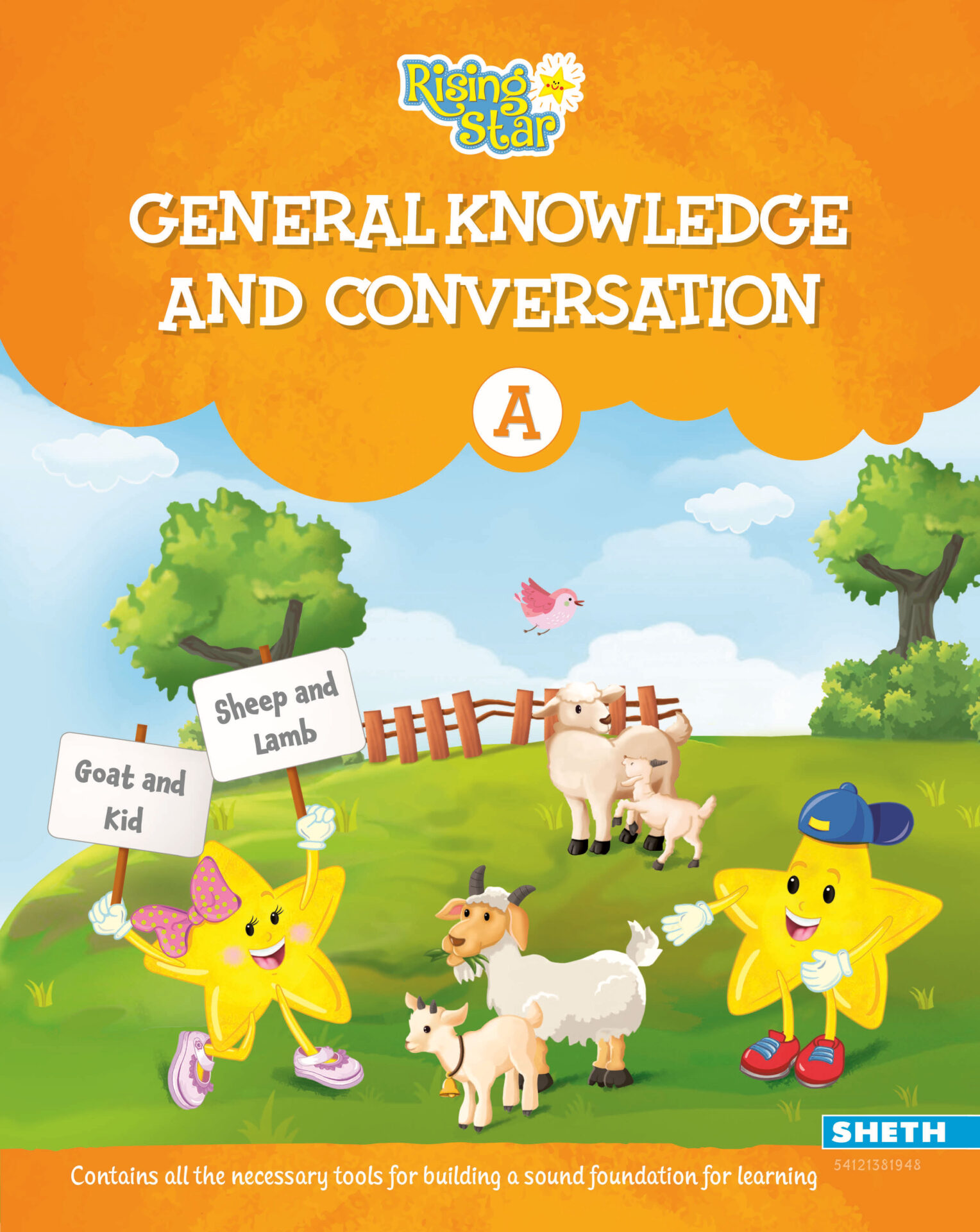 Rising Star General Knowledge and Conversation A 1 1