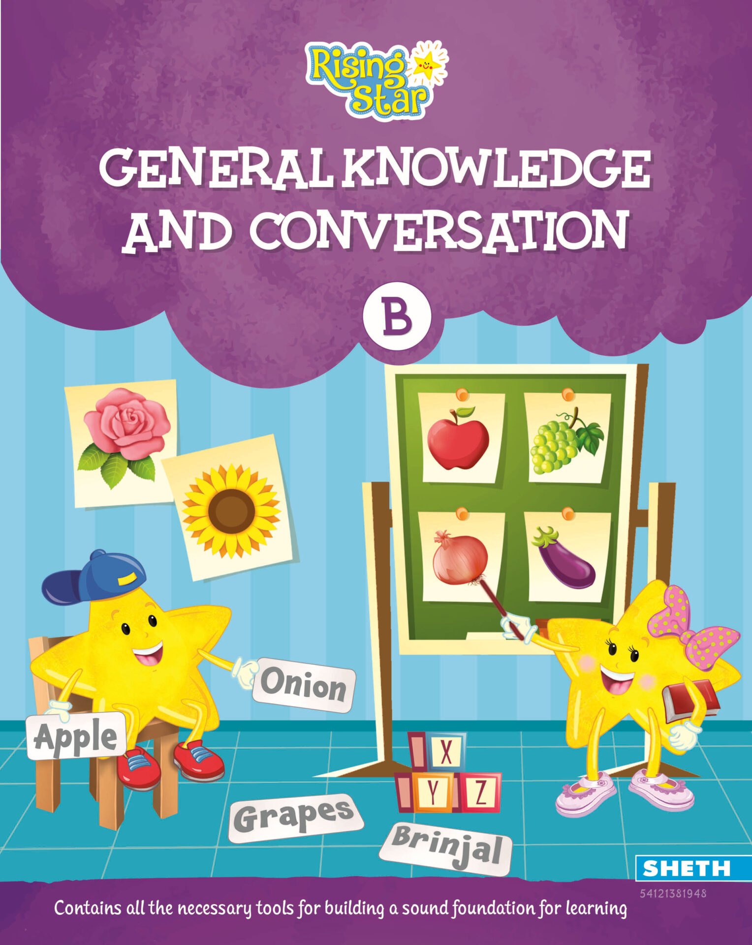 Rising Star General Knowledge and Conversation B 1 1