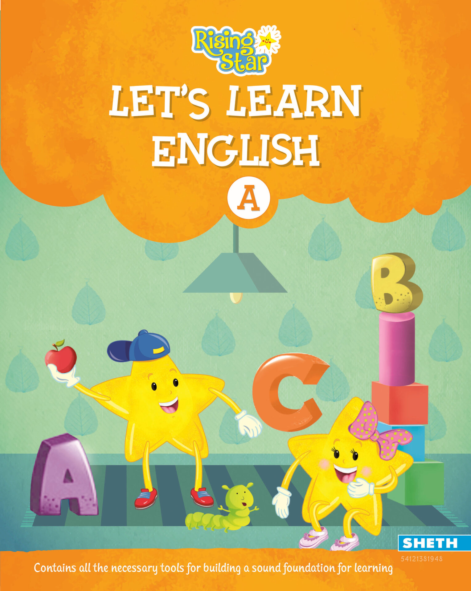 Rising Star Lets Learn English A 0 1