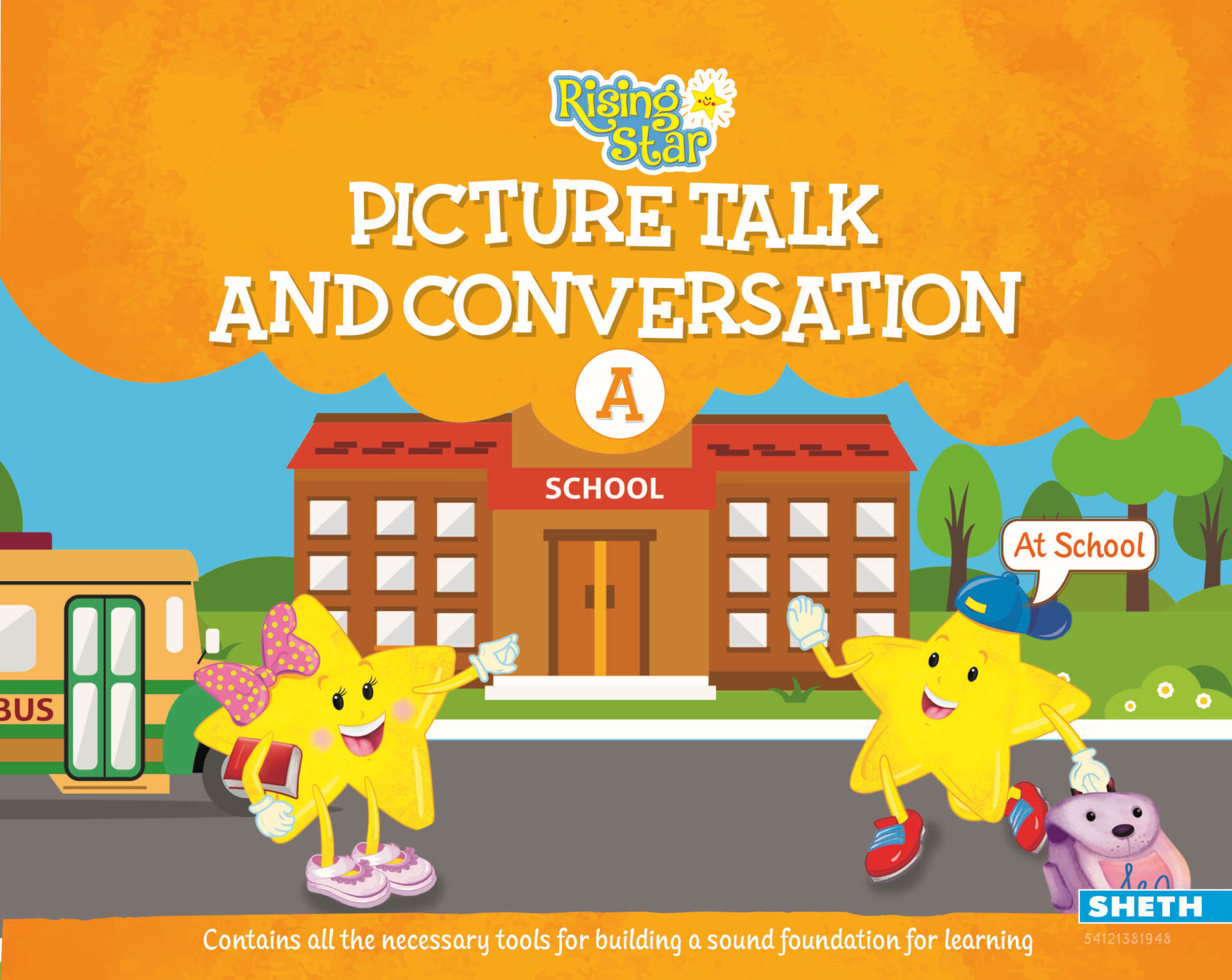 Rising Star Picture Talk and Conversation A 1 1