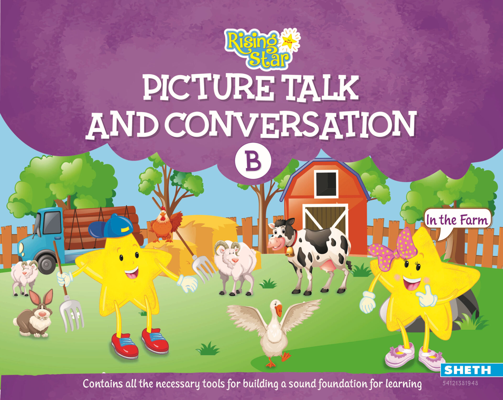 Rising Star Picture Talk and Conversation B 1 1