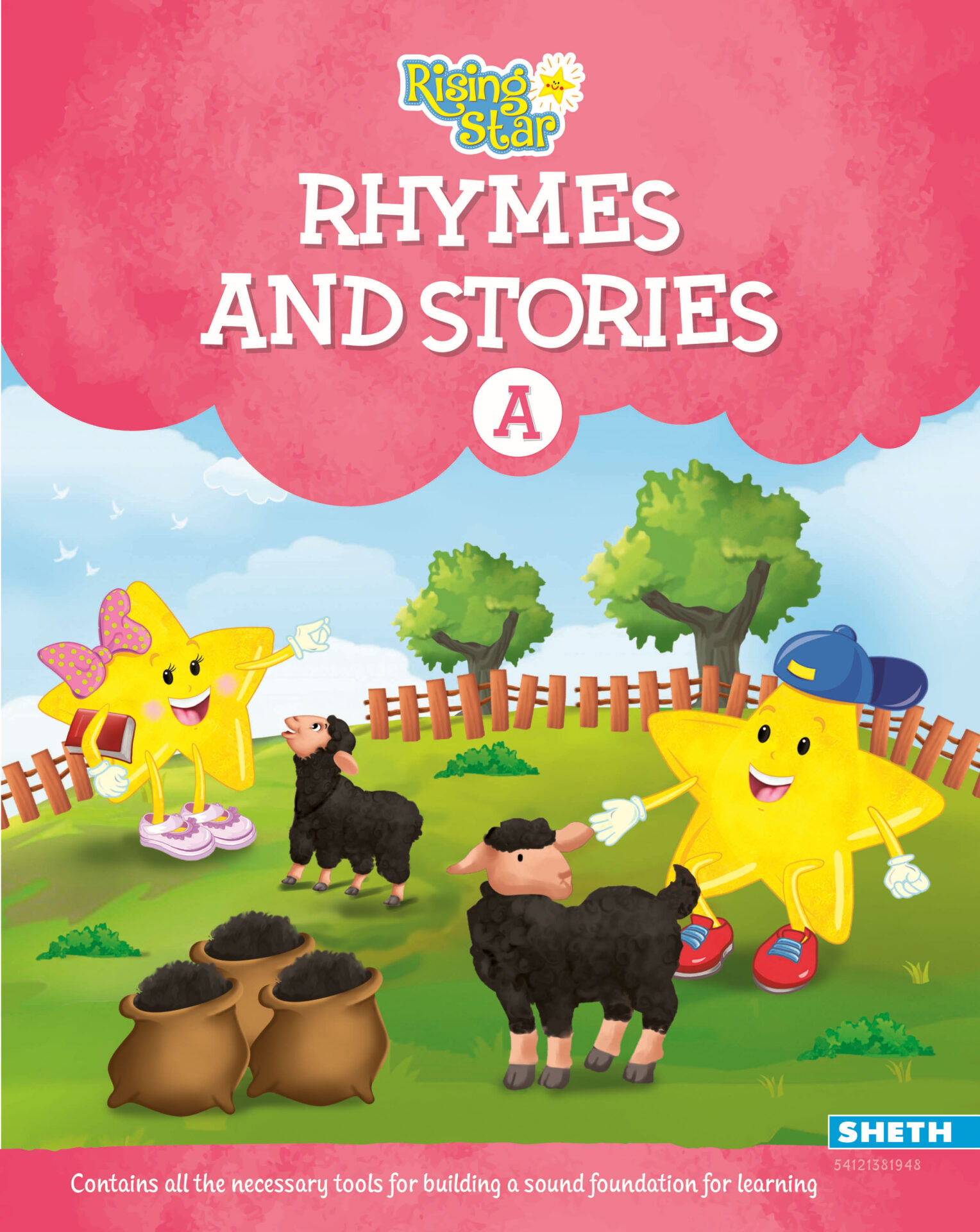 Rising Star Rhymes and Stories A 1 1