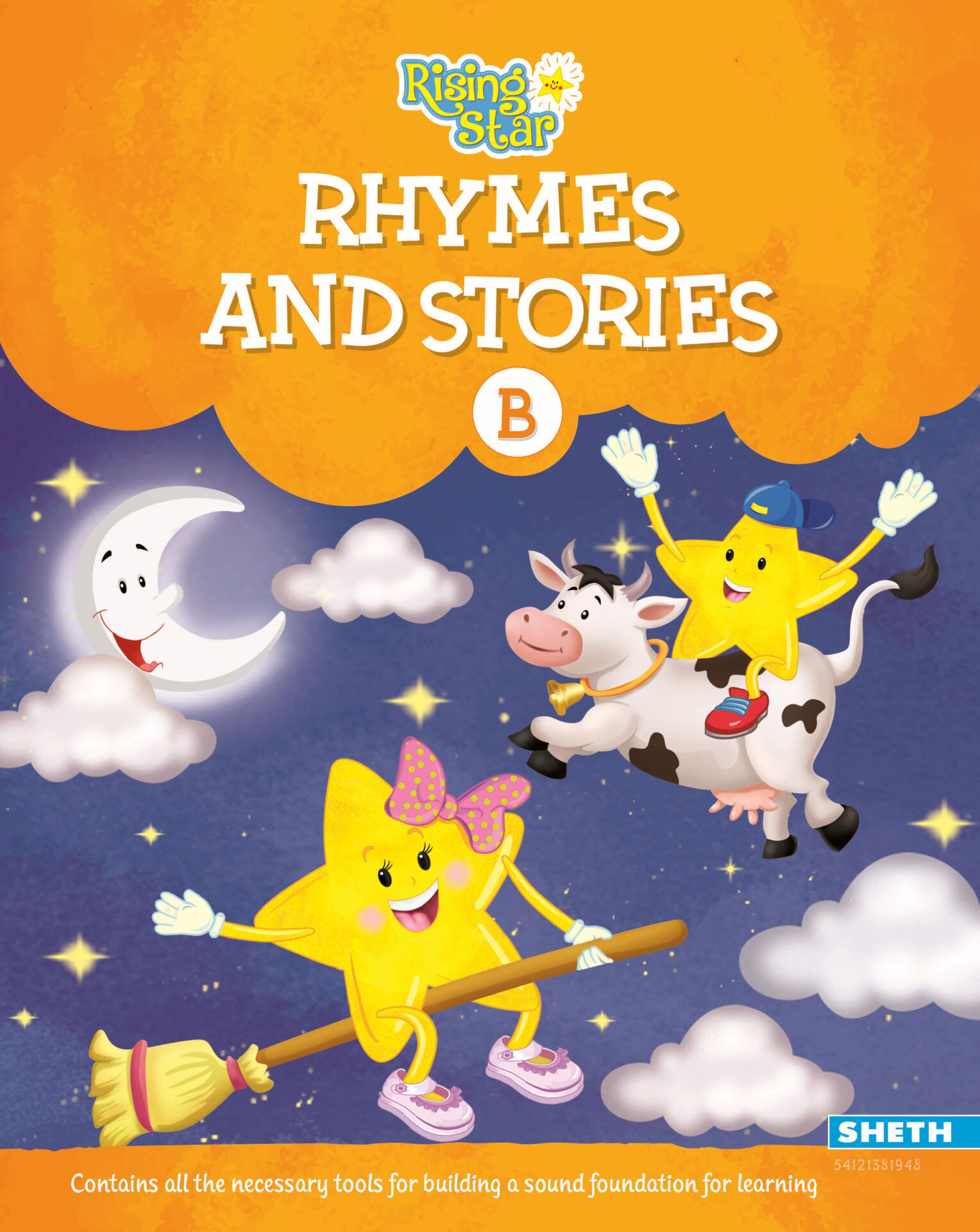 Rising Star Rhymes and Stories B 1 1
