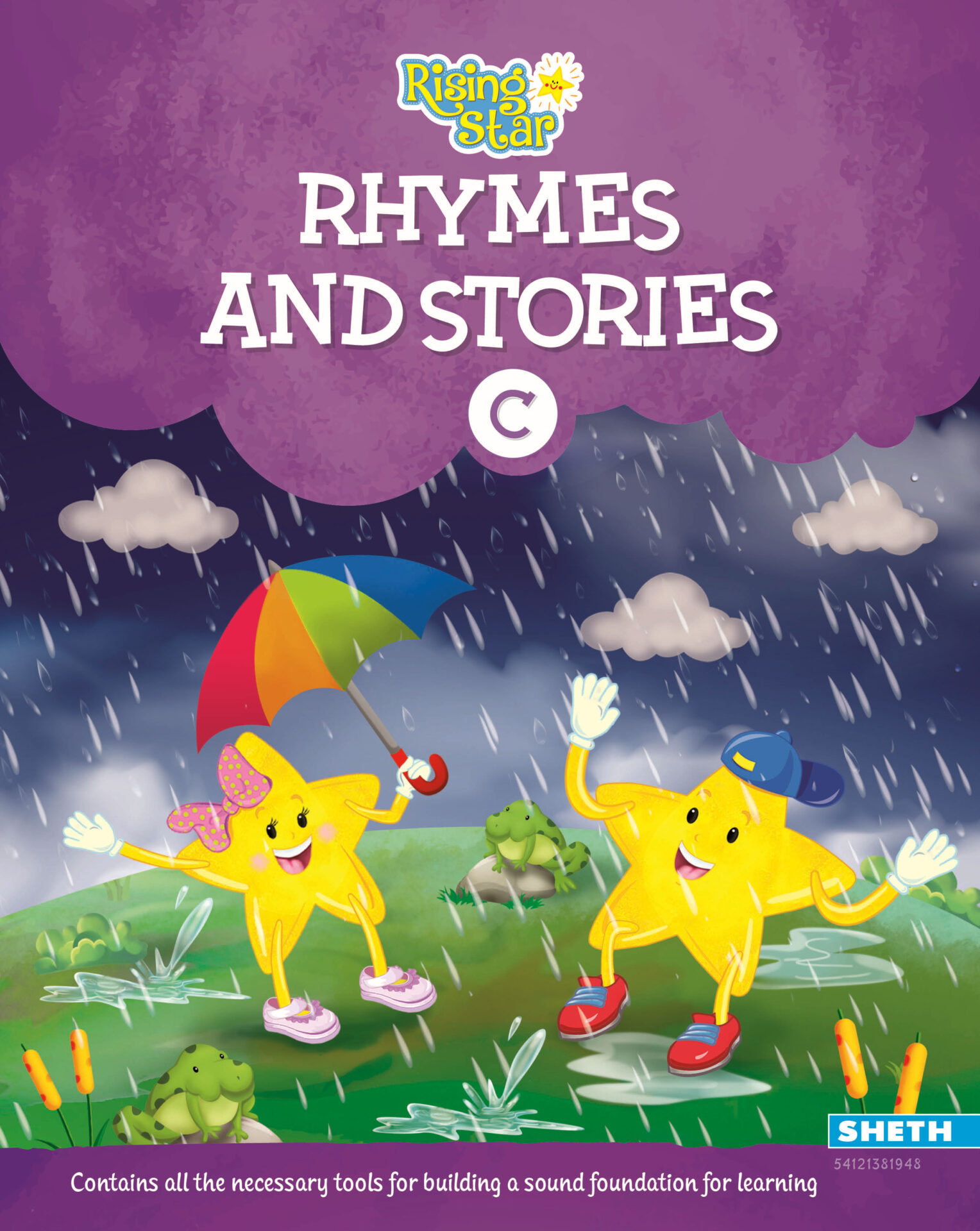 Rising Star Rhymes and Stories C 1 2