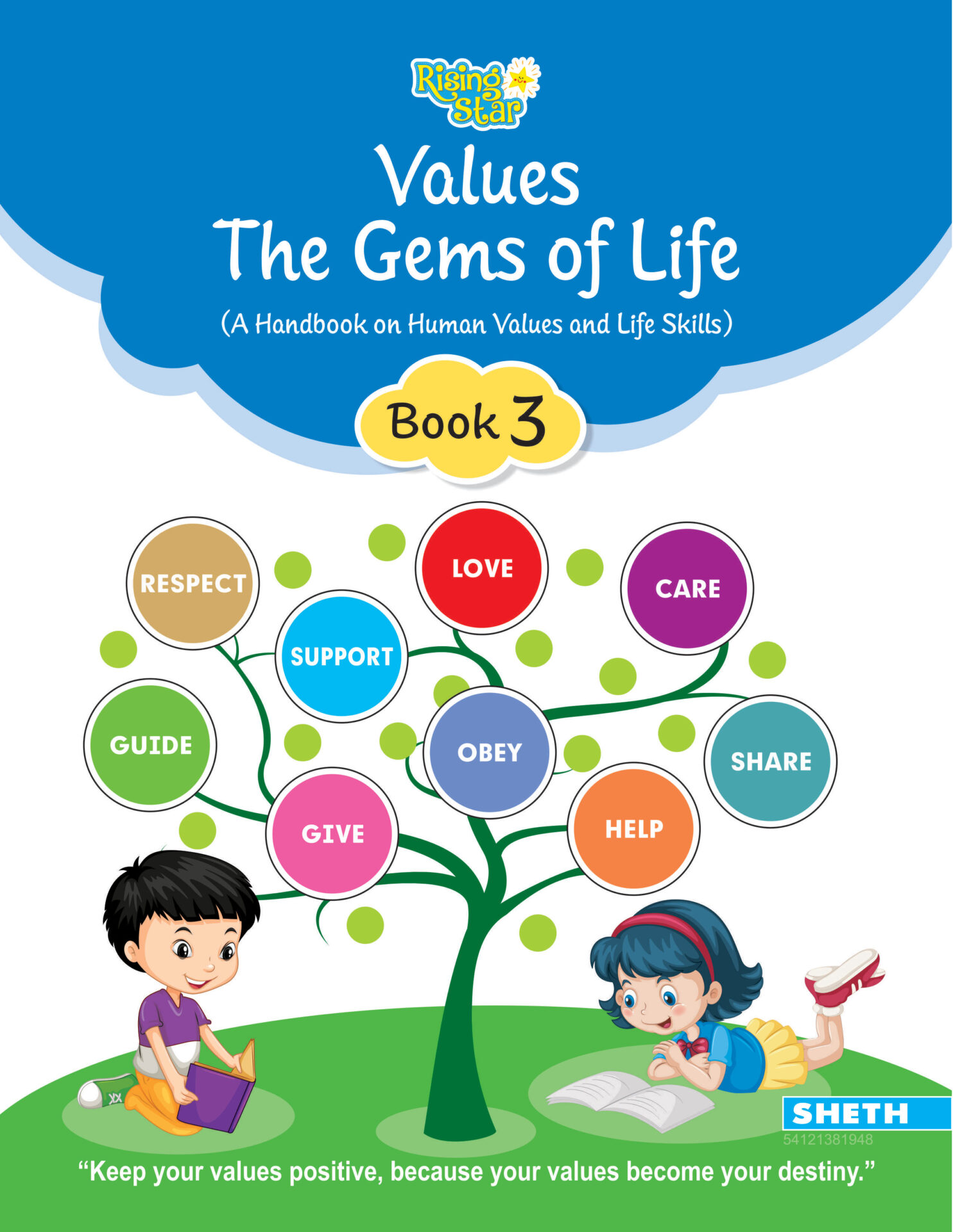 Rising Star Values The Gems of Life Book 3 1 1