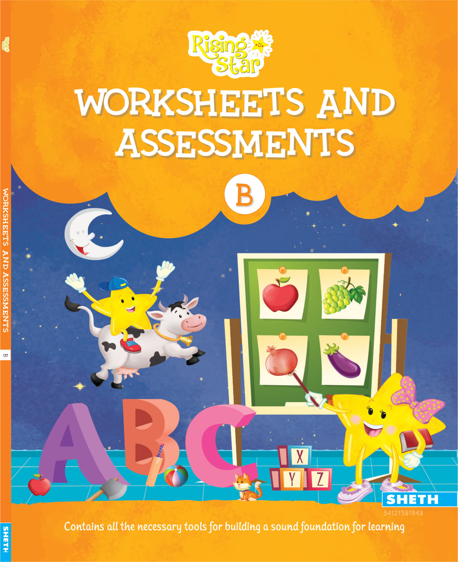 Rising Star Worksheets and Assessments B 0 1