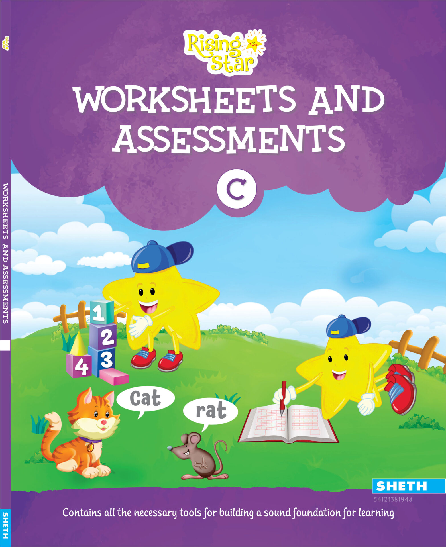 Rising Star Worksheets and Assessments C 1 1
