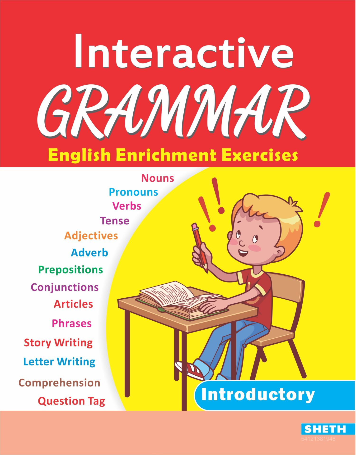 Sheth Books Interactive Grammar Introductory 1