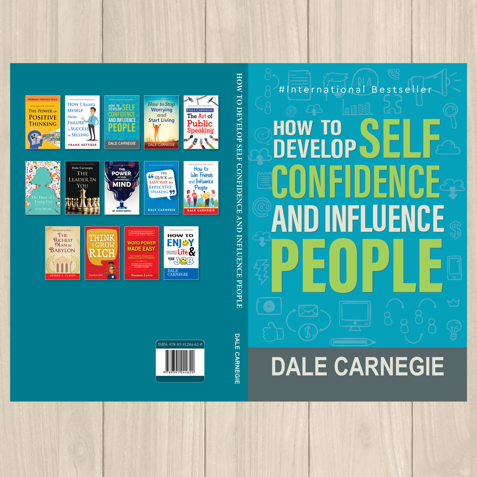 Best of Dale Carnegie For Personality Development Books Set Set of 5 9