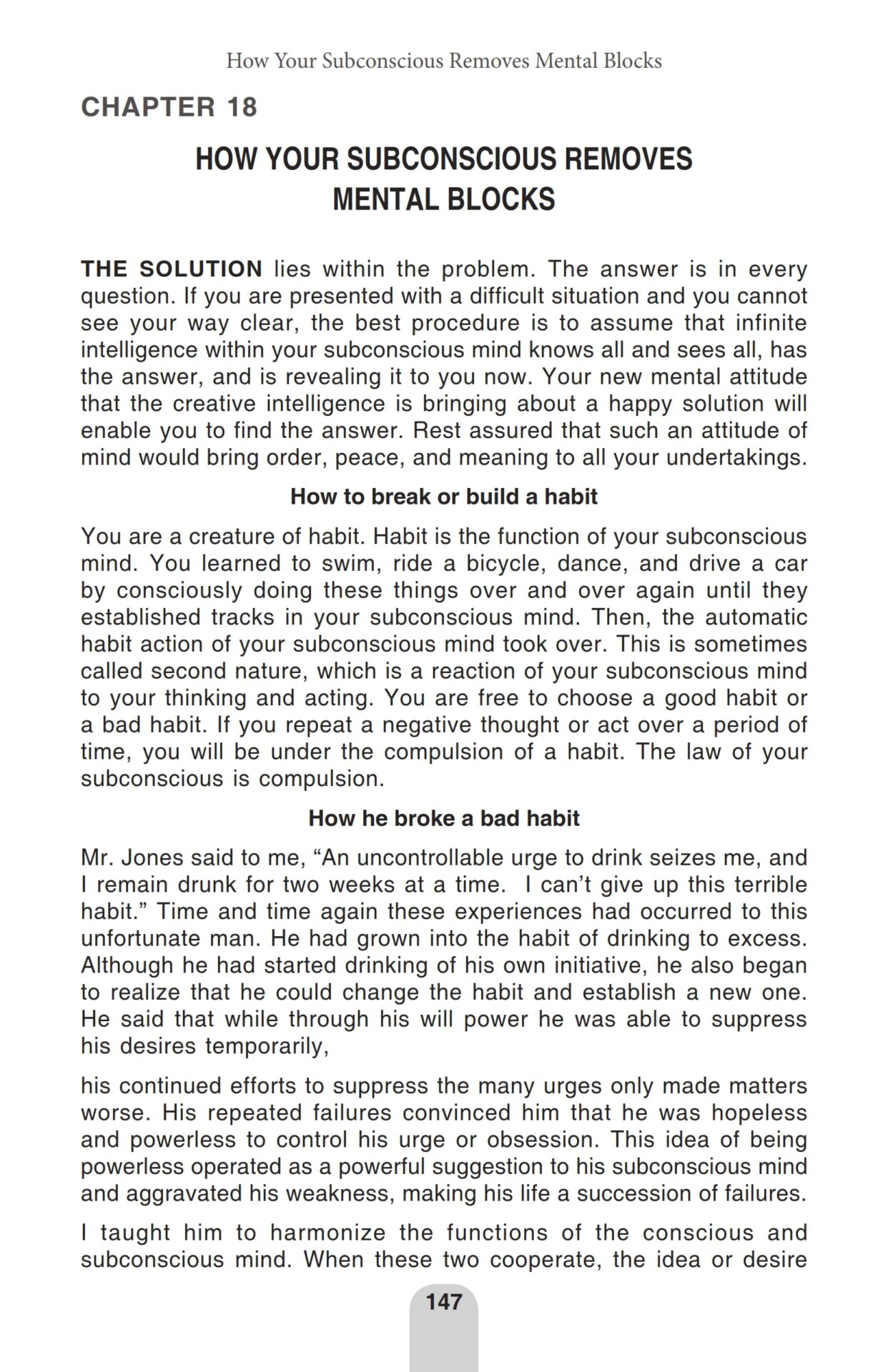 Insight Press The Power Of Your Subconscious Mind 8