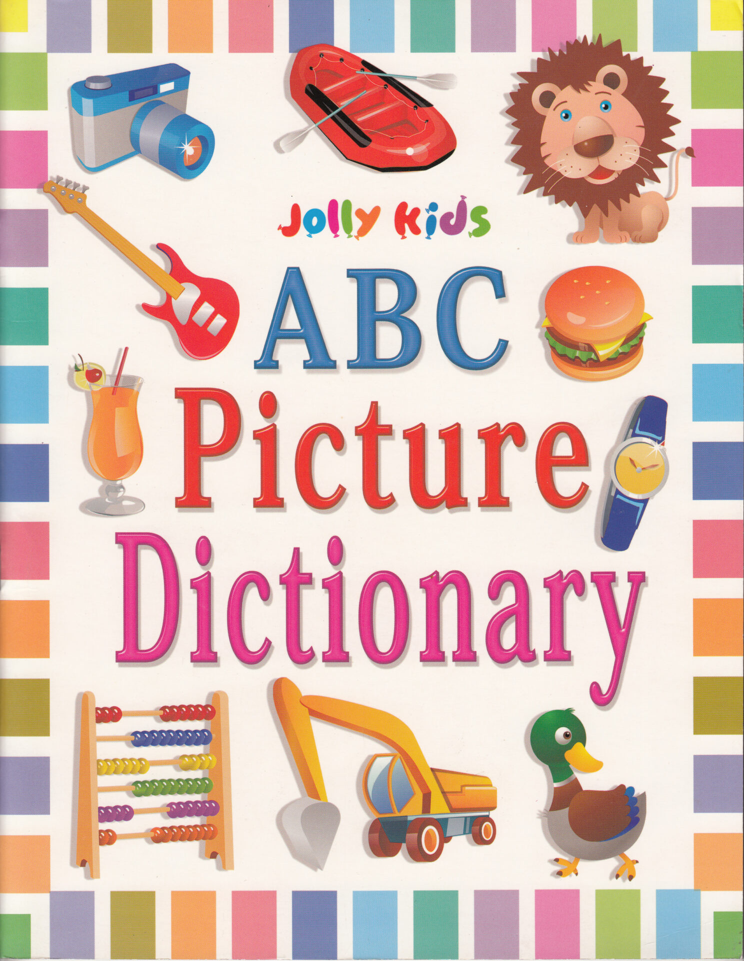 Jolly Kids ABC Picture Dictionary