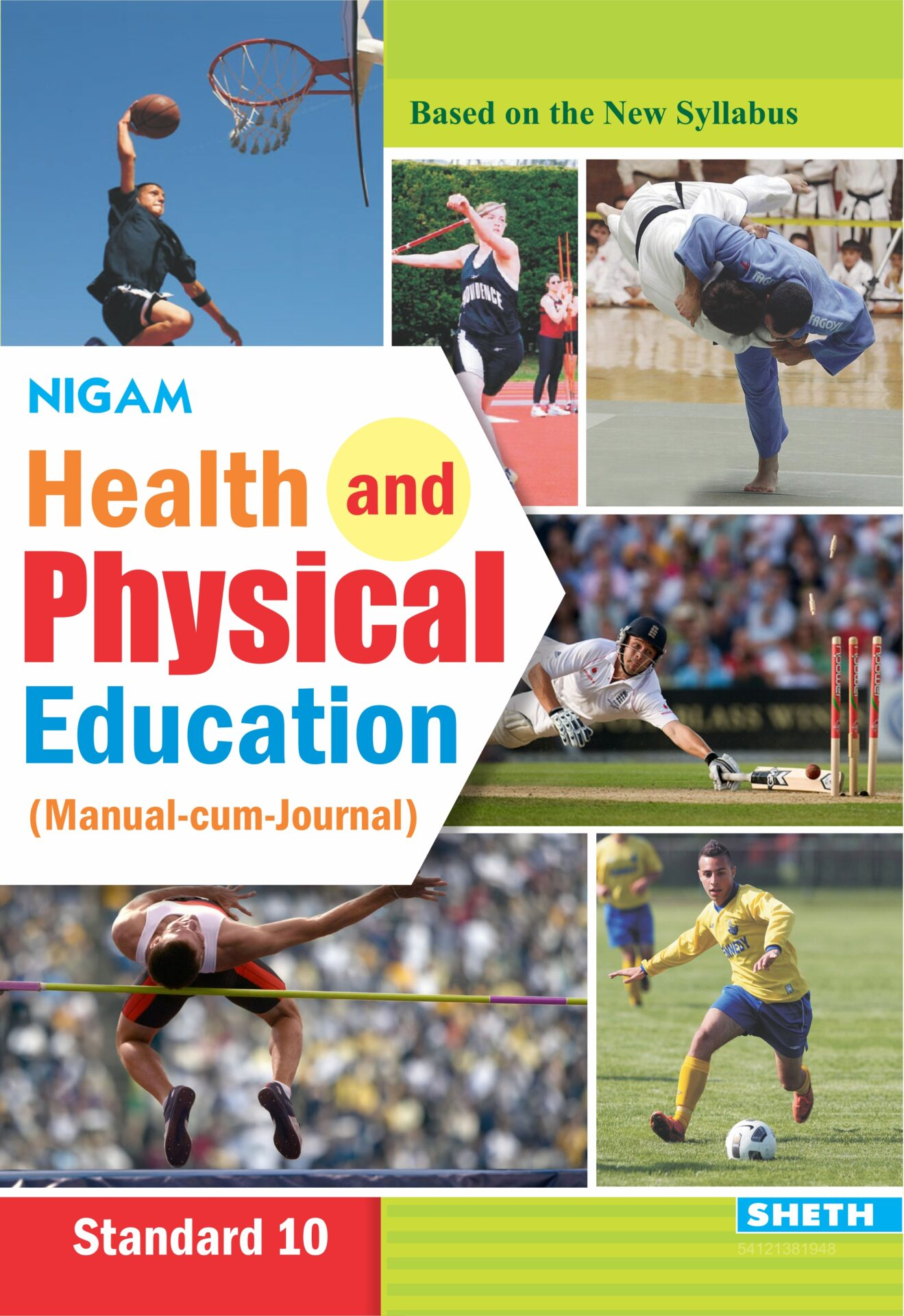 Nigam Health and Physical Education Standard 10 1