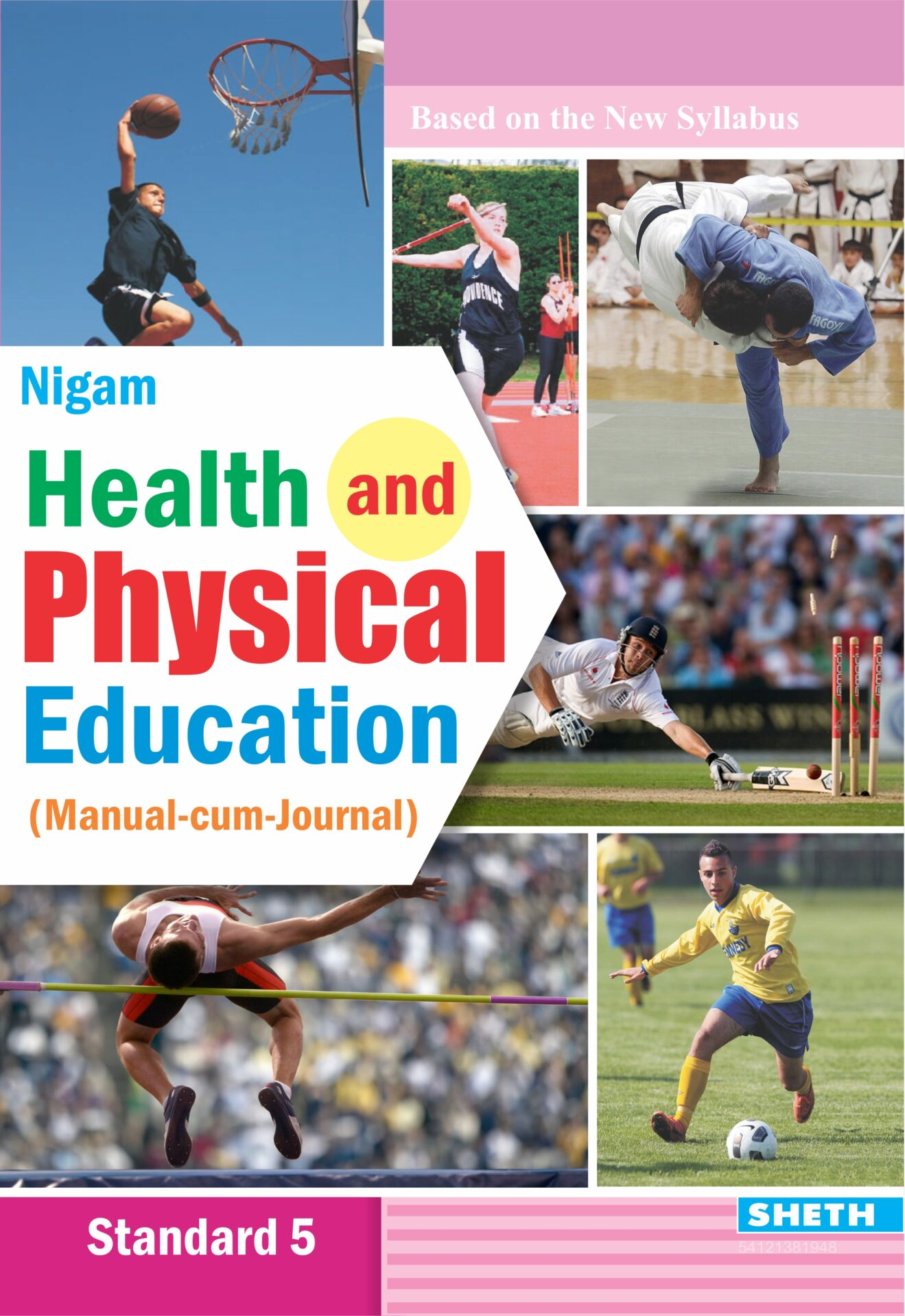 Nigam Health and Physical Education Standard 5 1