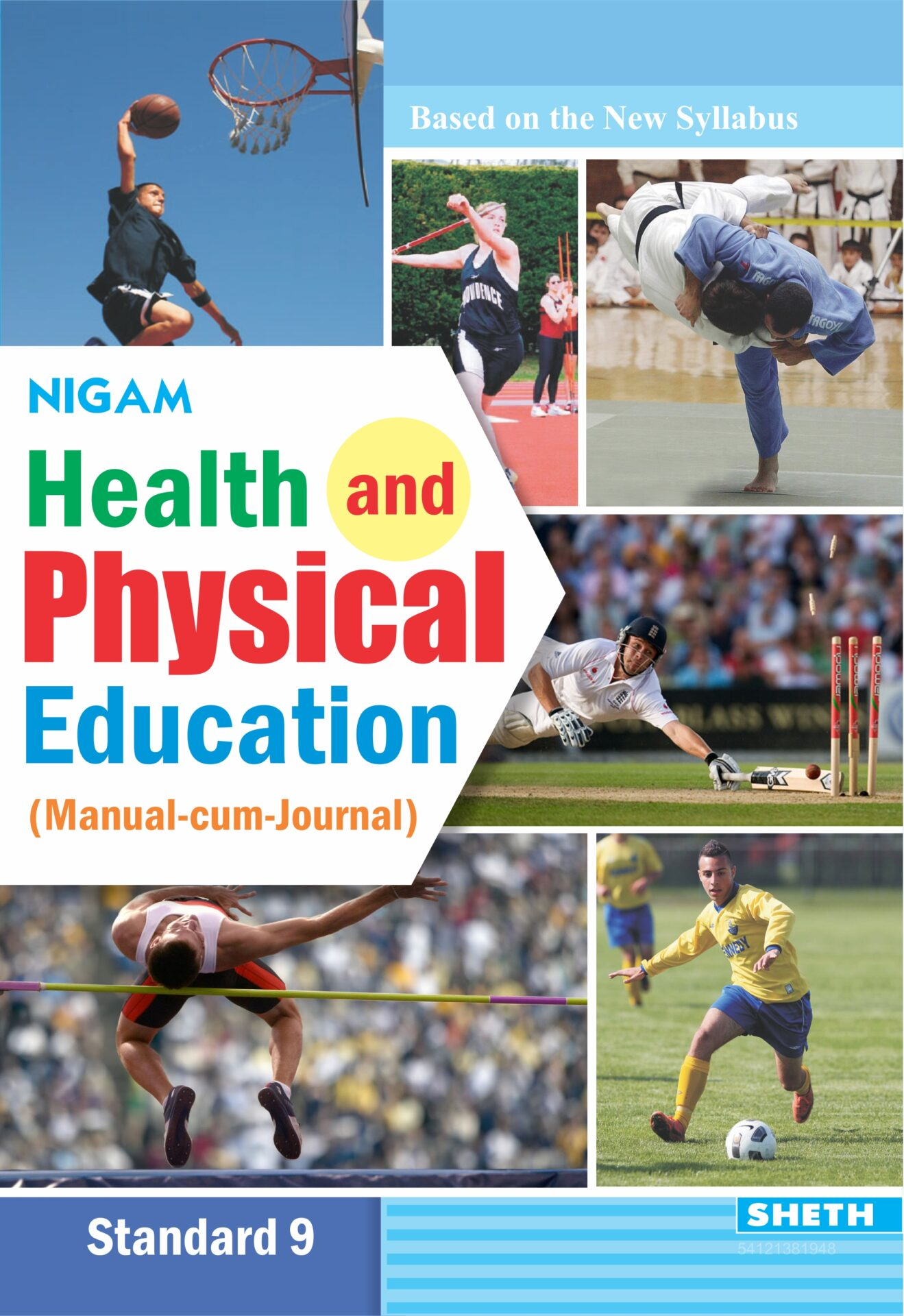 Nigam Health and Physical Education Standard 9 1