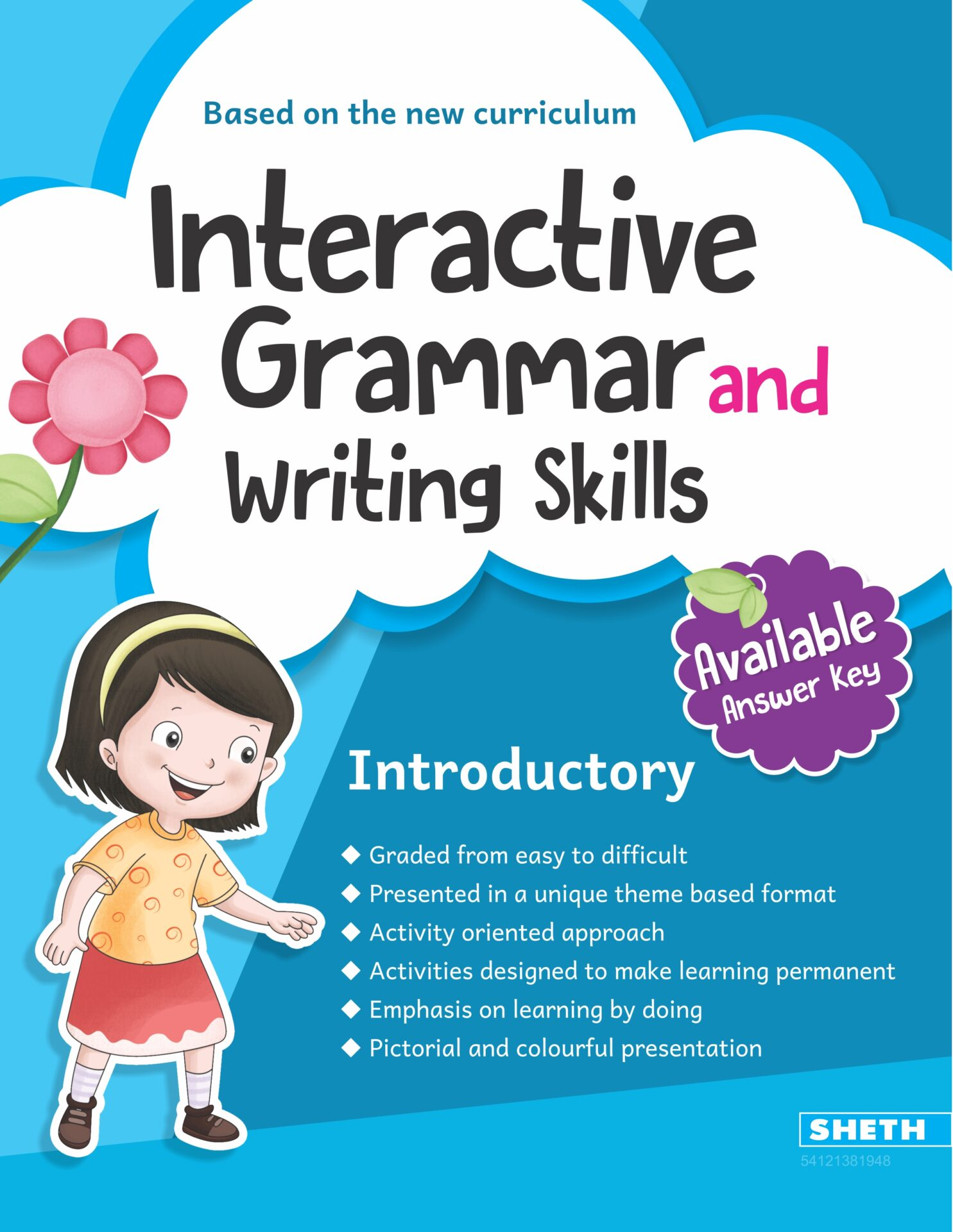 Sheth Books Interactive Grammar and Writing Skills Introductory 1