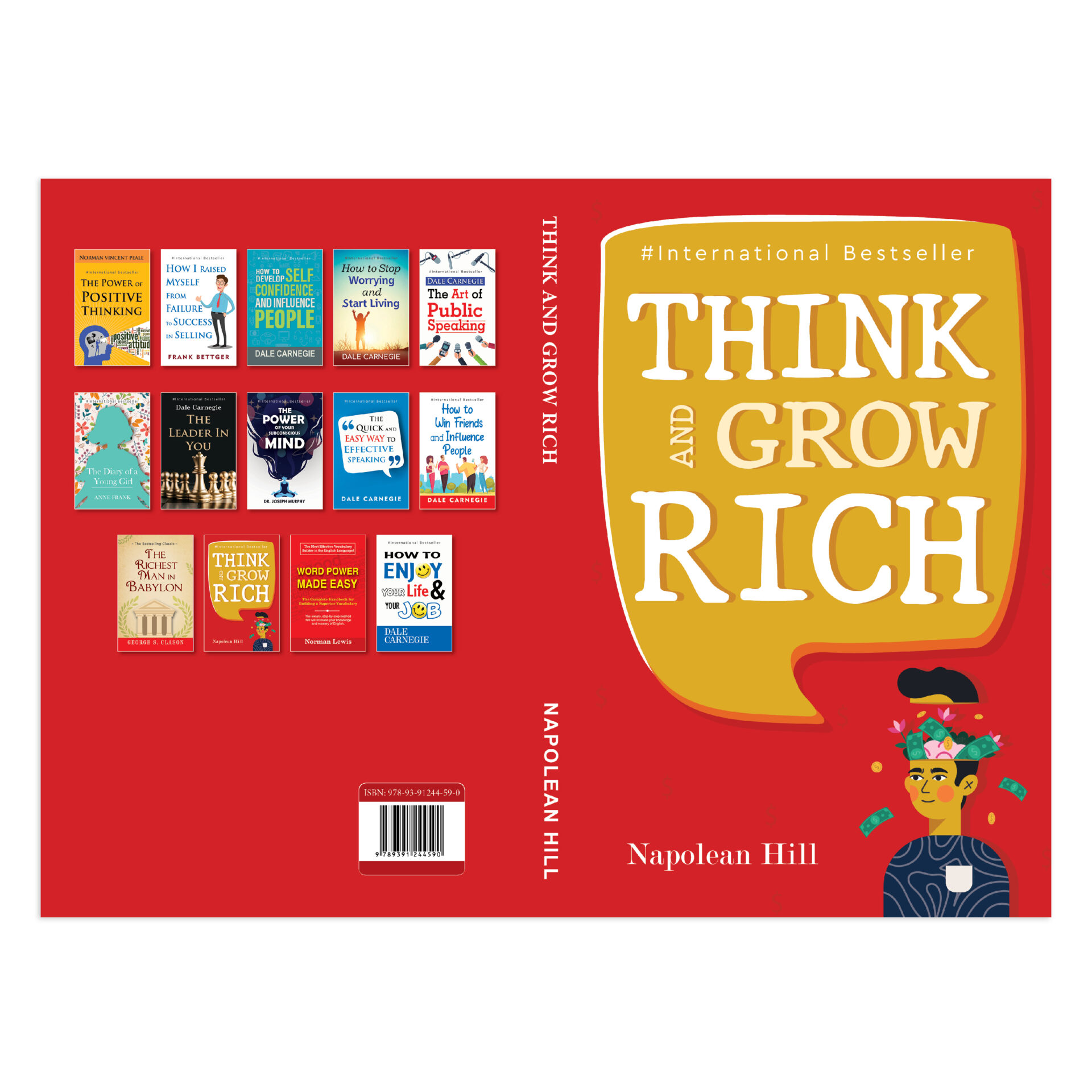 The Secrets of Success Personality Growth Wealth Books Set Set of 2 8